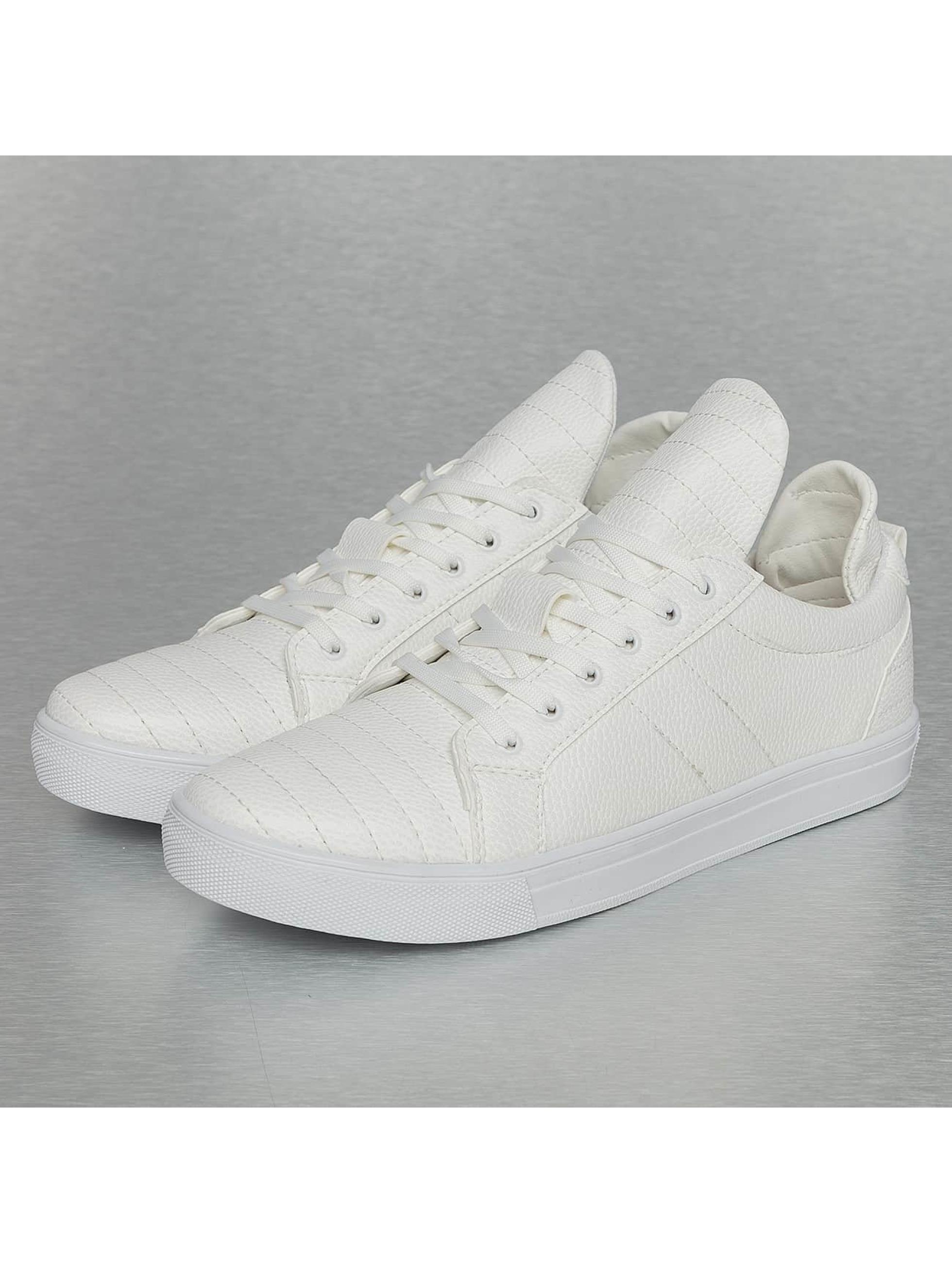 New York Style Sneakers Low Top biela