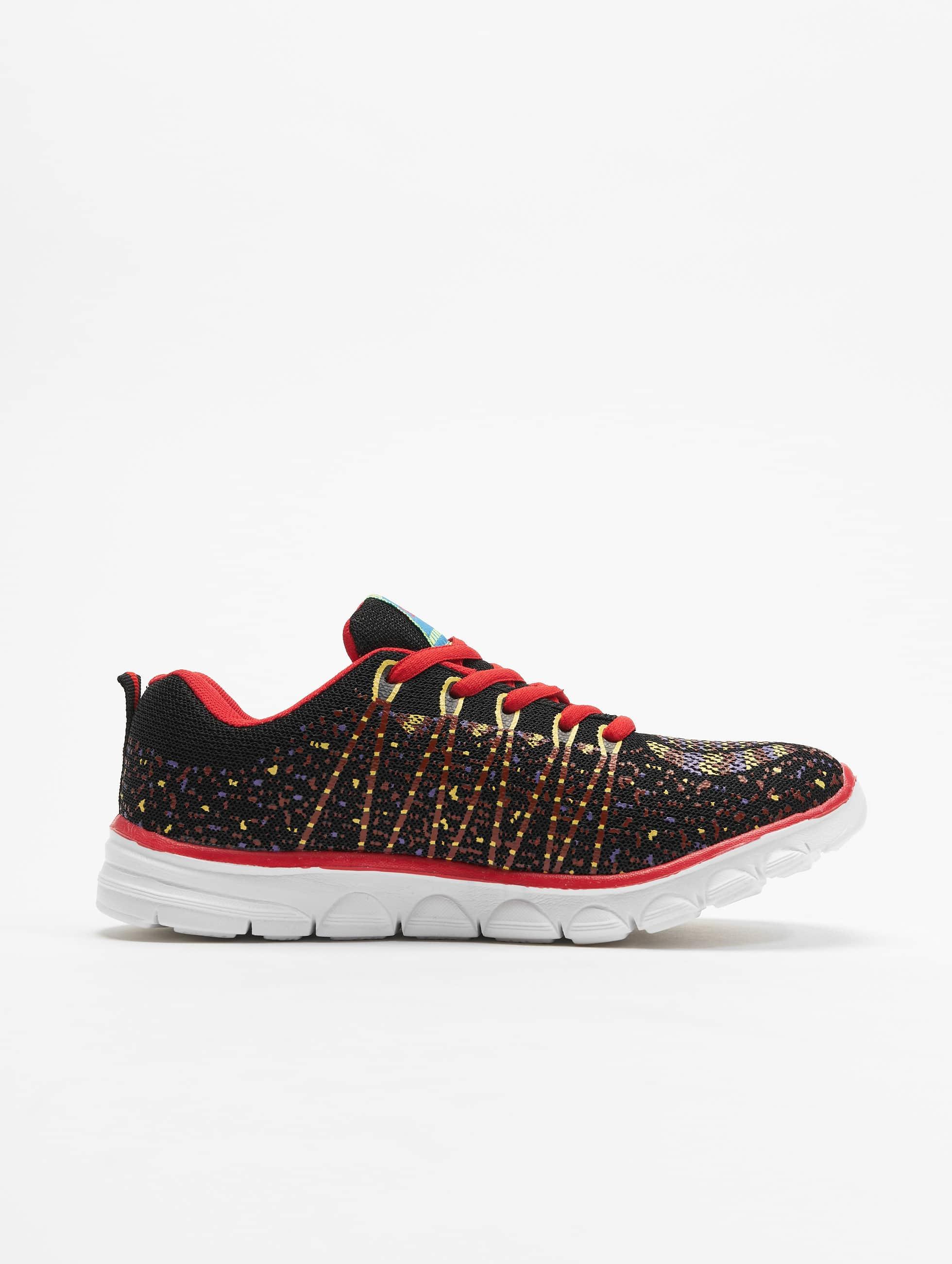 New York Style Sneakers Sport black