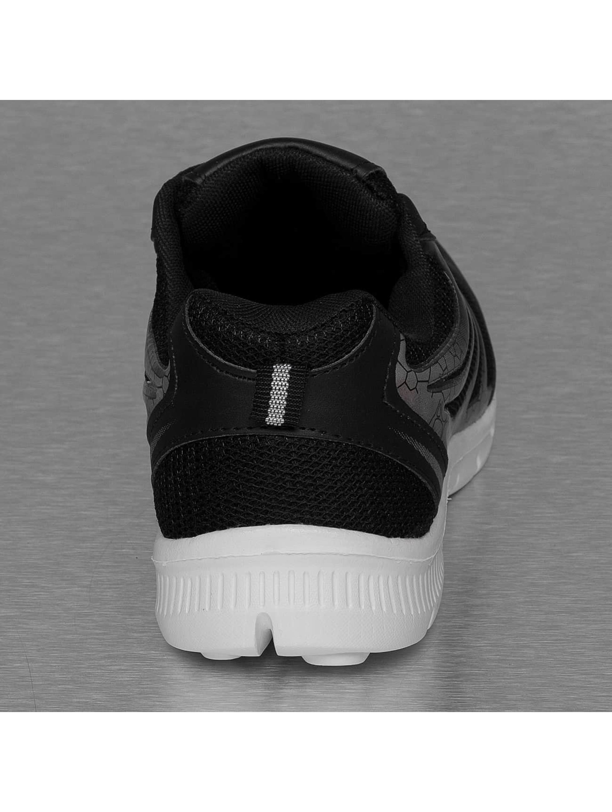 New York Style Sneakers D.T. black