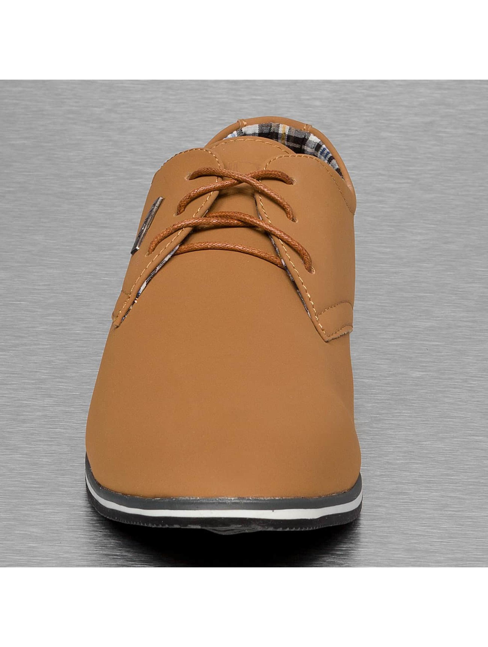 New York Style Sneakers Galway brown