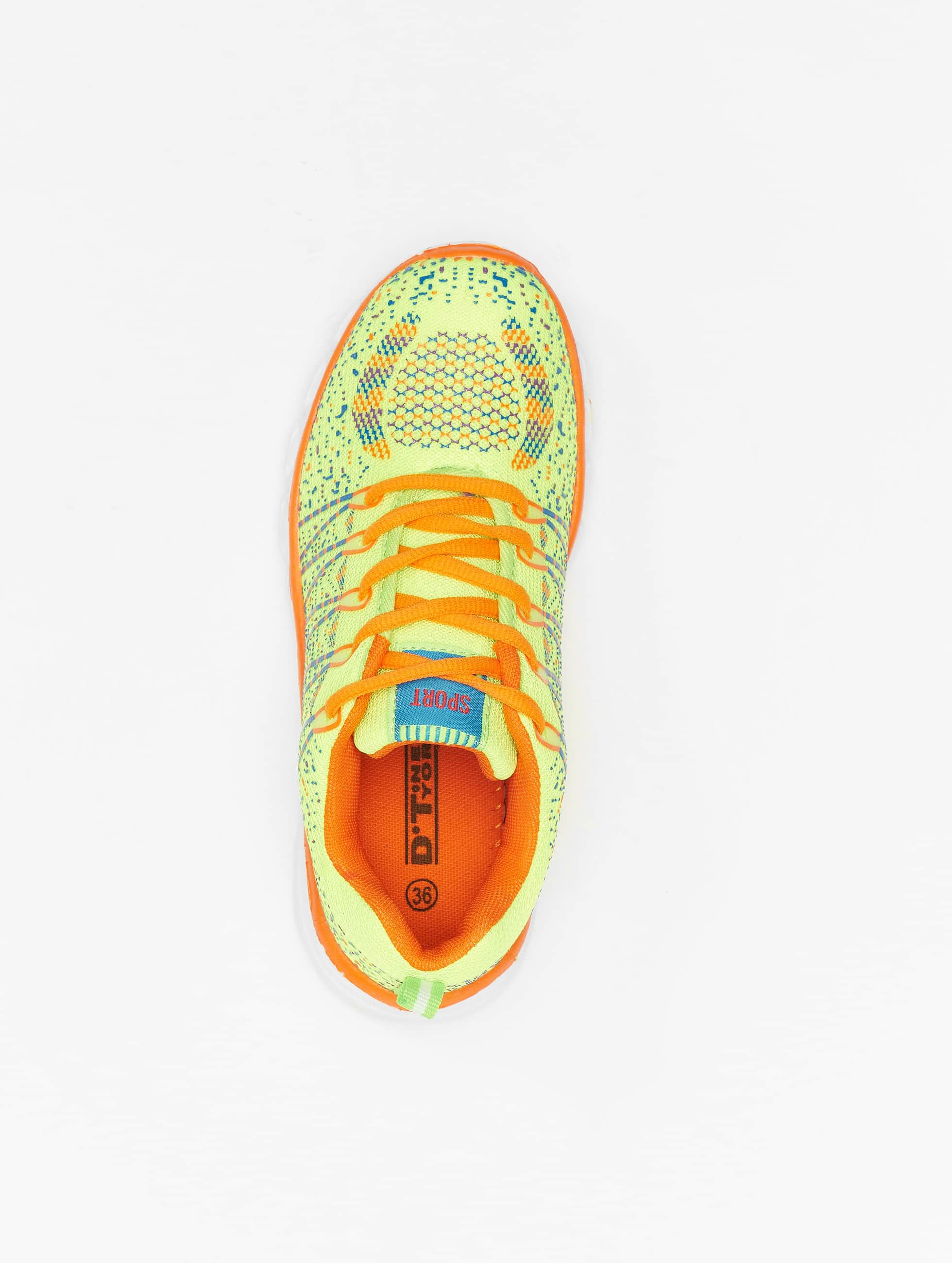 New York Style Sneakers Sport green