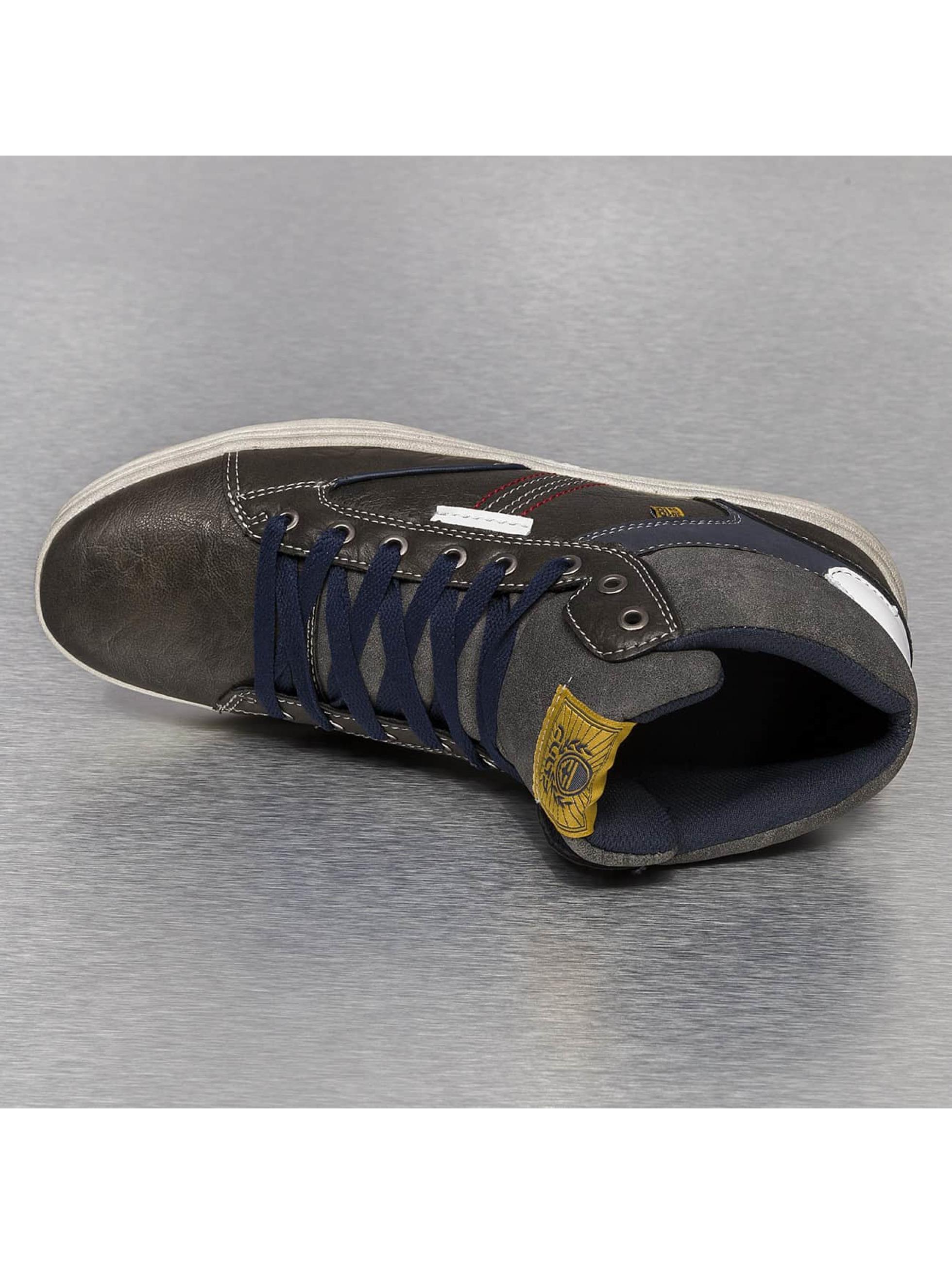 New York Style Sneakers Kairo grey