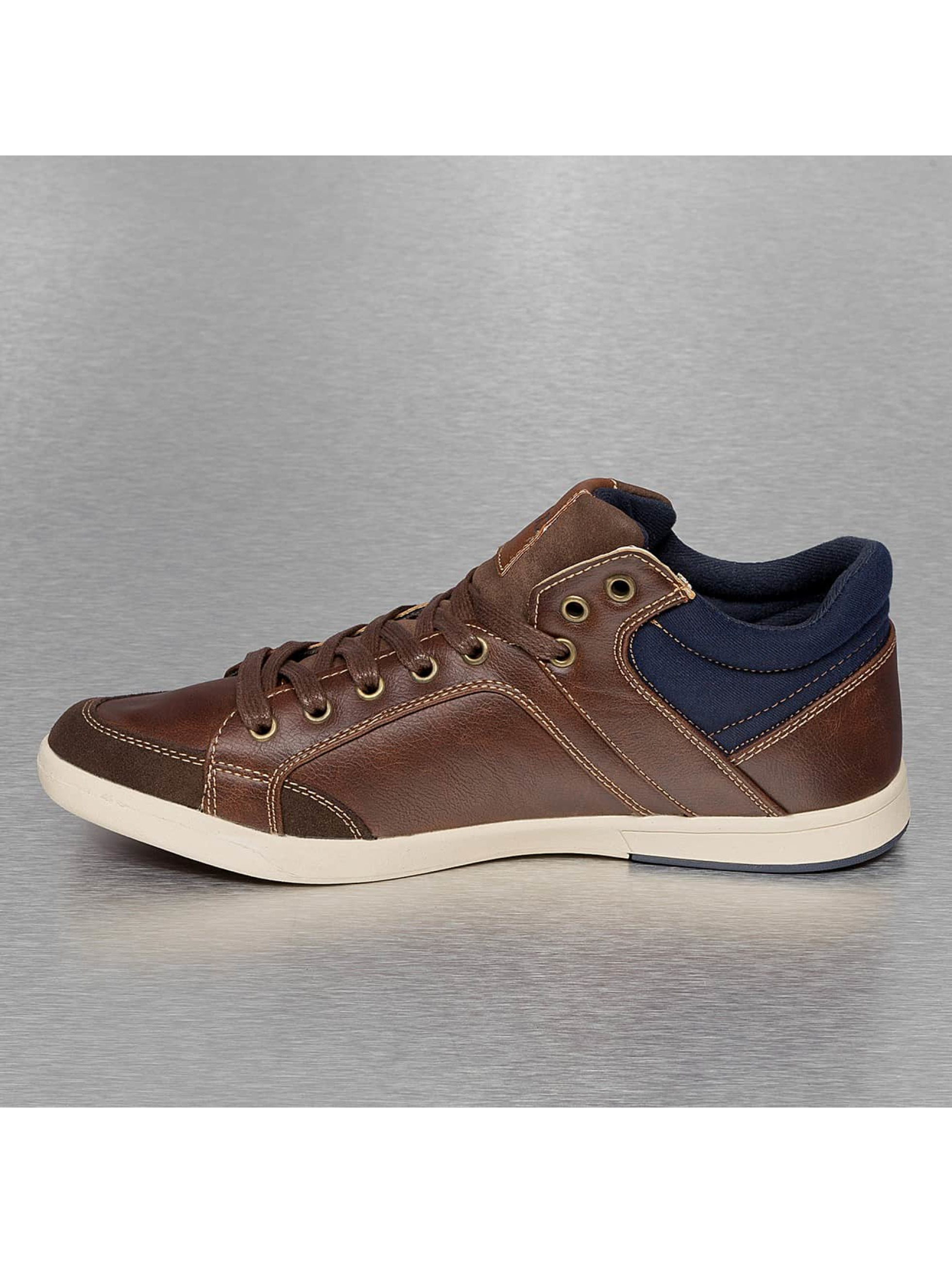 New York Style Sneakers Genua khaki