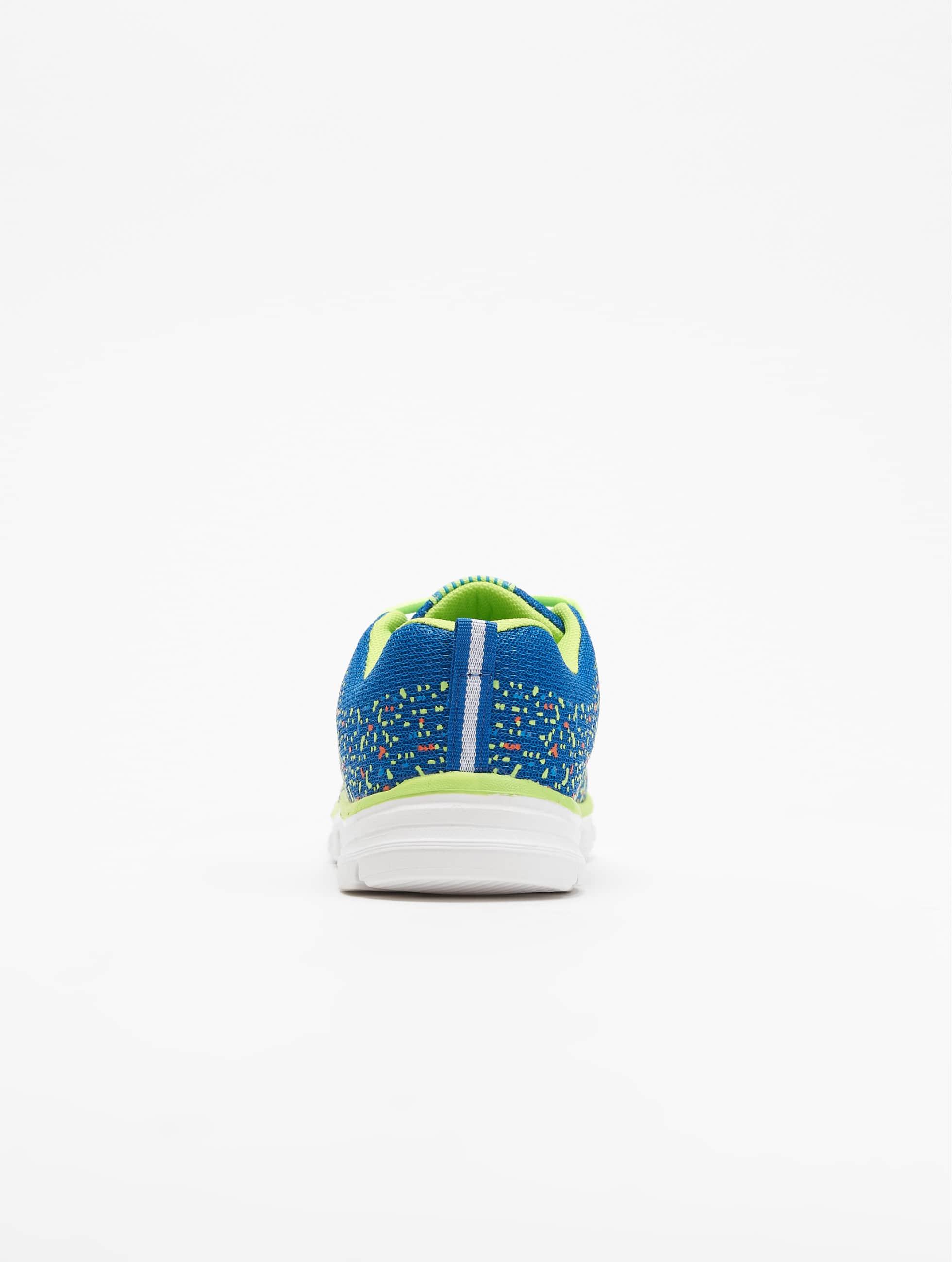 New York Style Sneakers Sport modrá