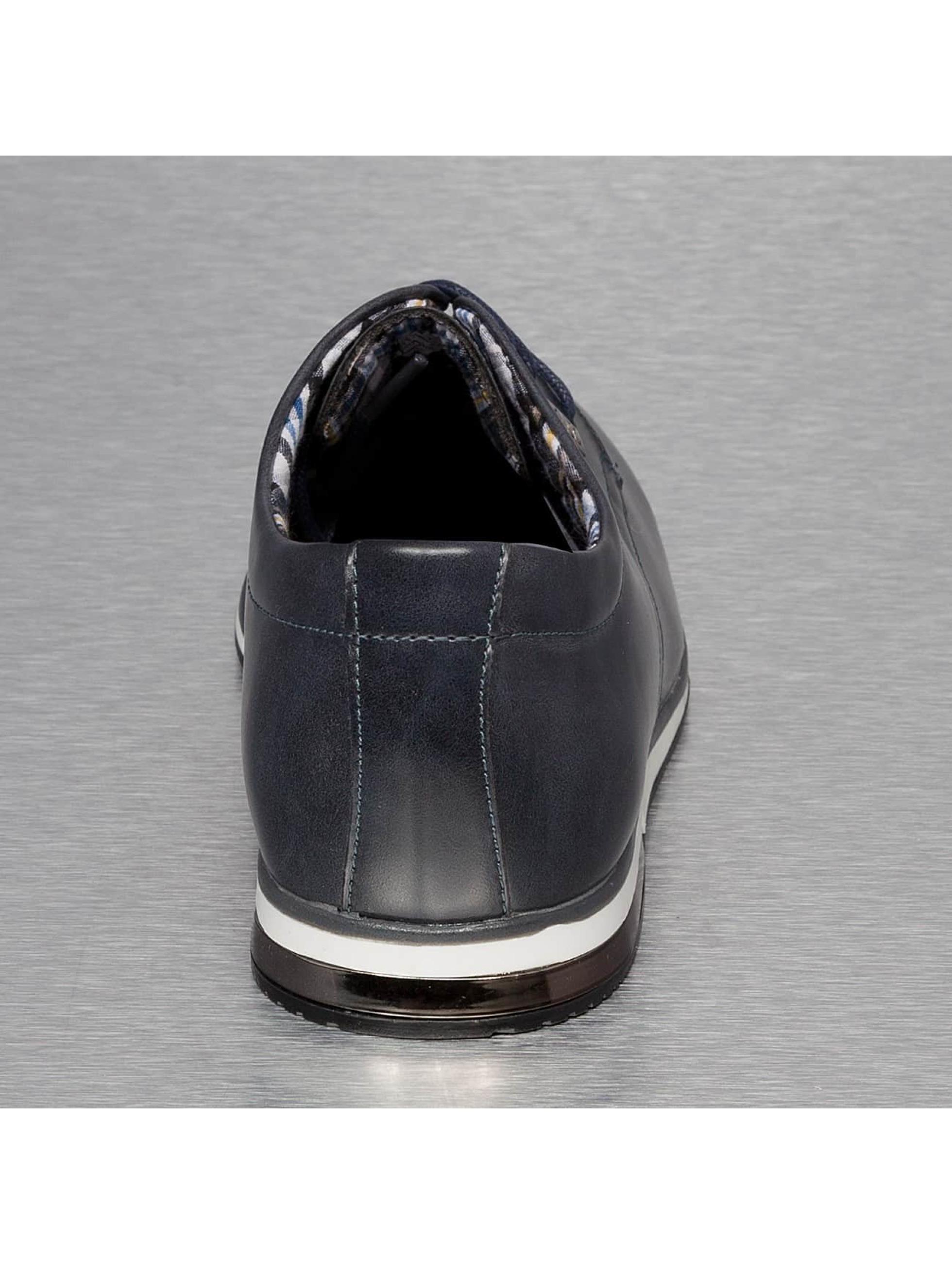 New York Style Sneakers Galway niebieski