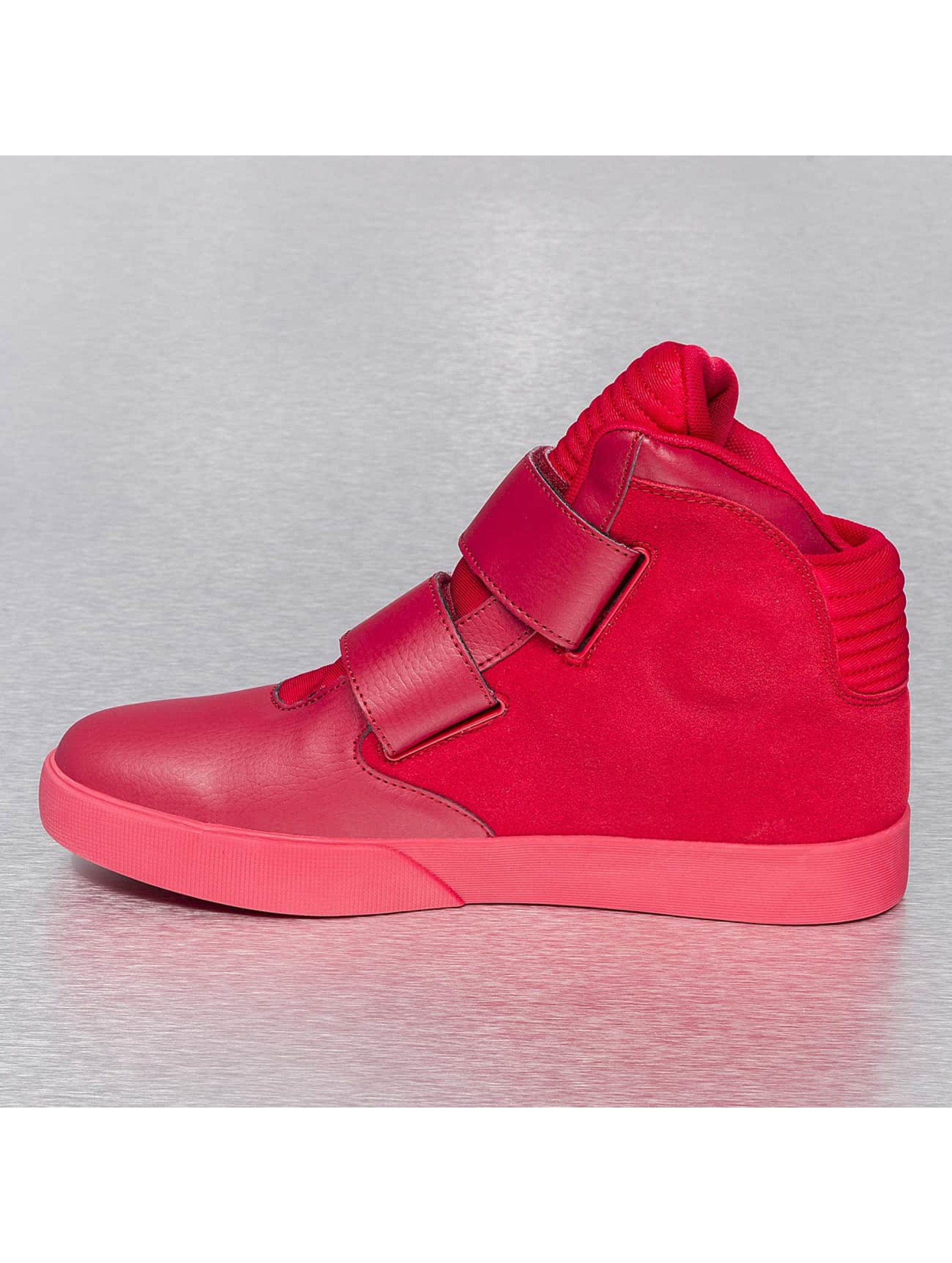 New York Style Sneakers Big Red red