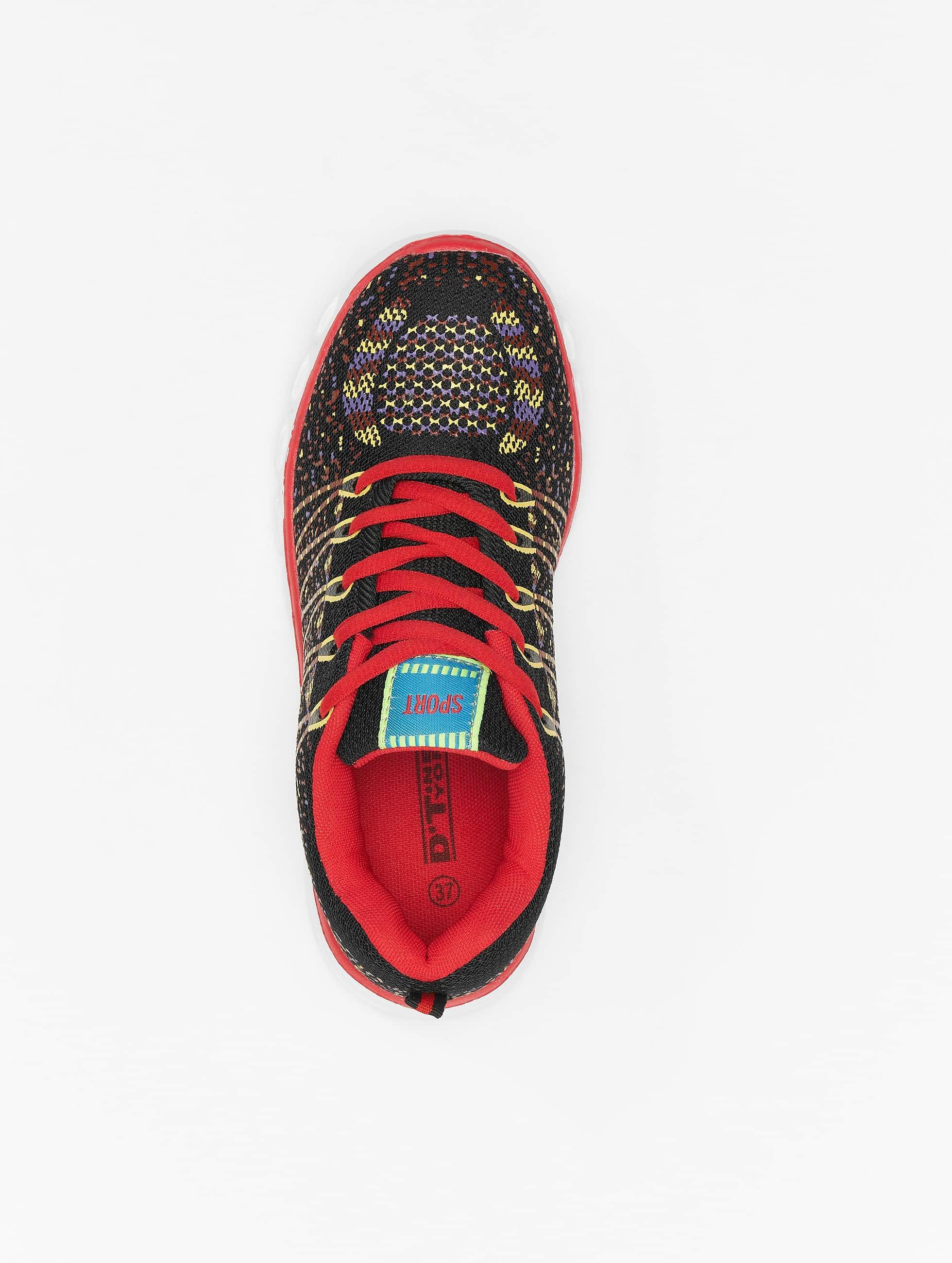 New York Style Sneakers Sport svart