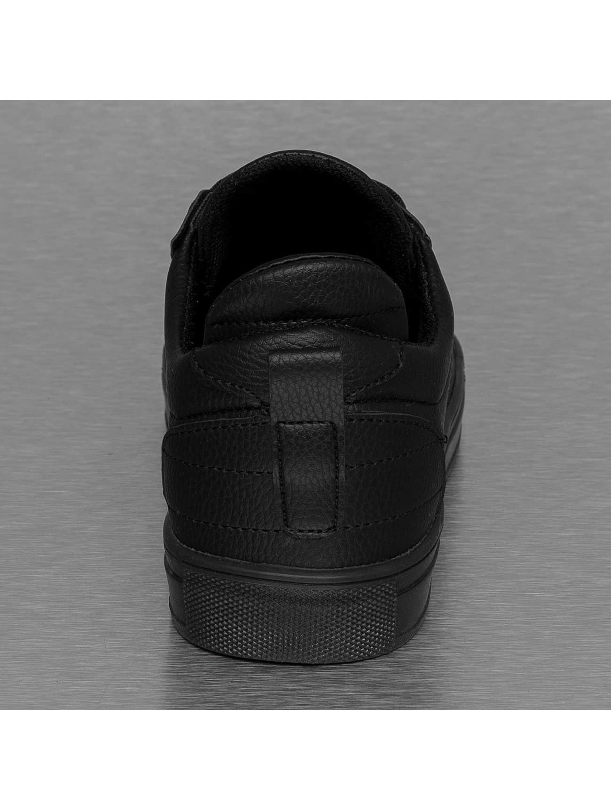 New York Style Sneakers Quilt svart