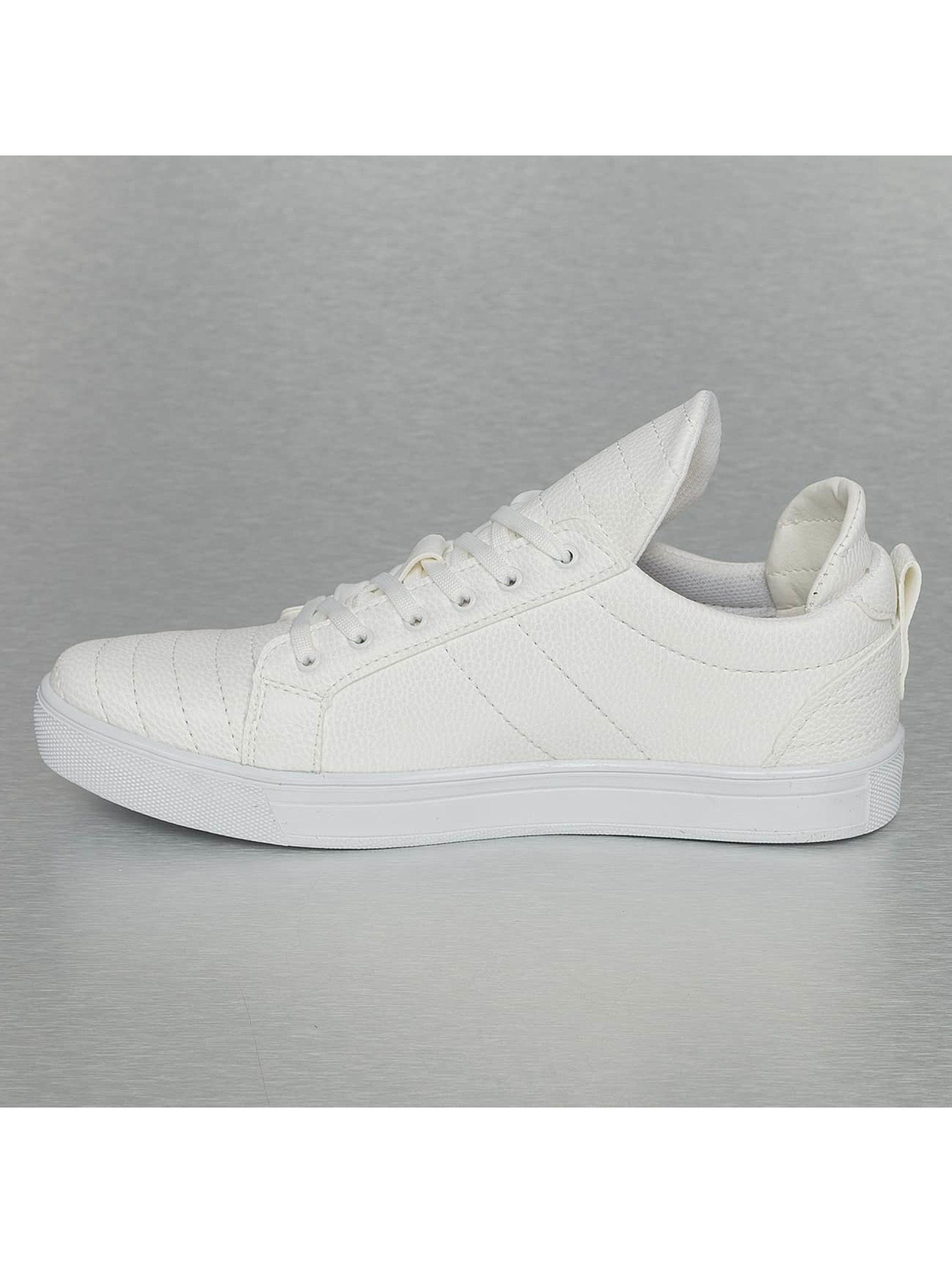 New York Style Sneakers Low Top white