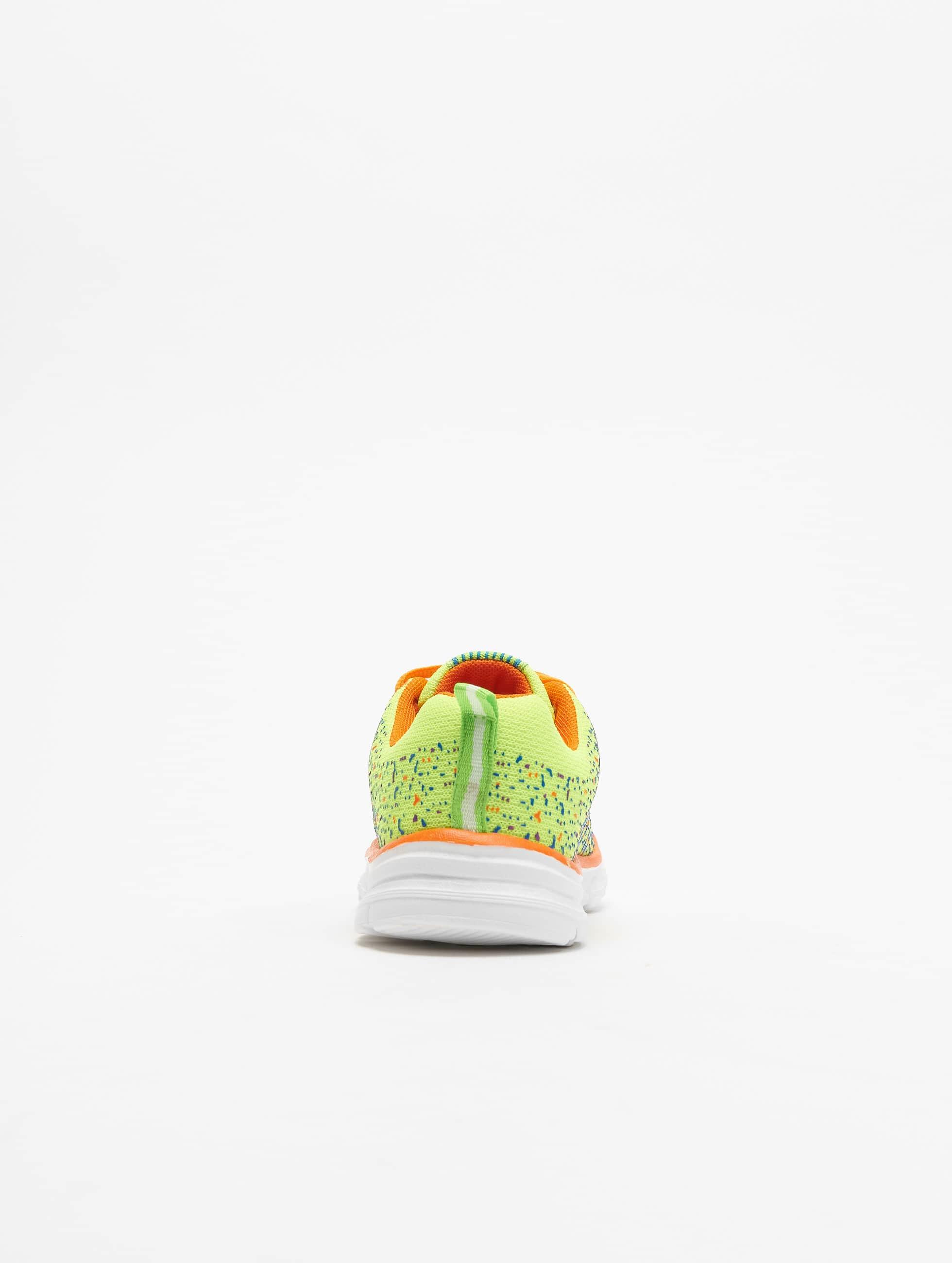 New York Style Sneakers Sport zielony