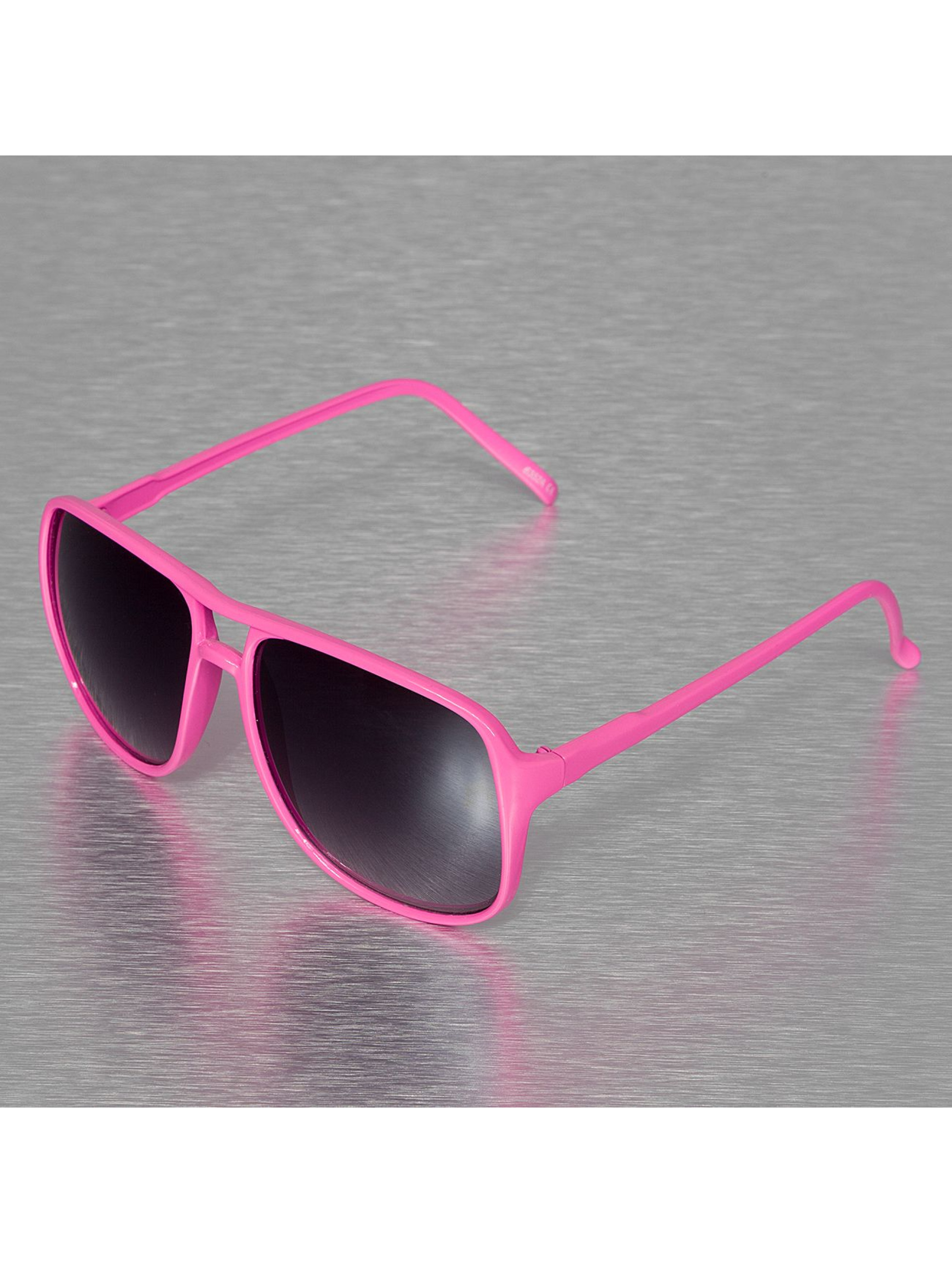 New York Style Zonnebril Sunglasses pink