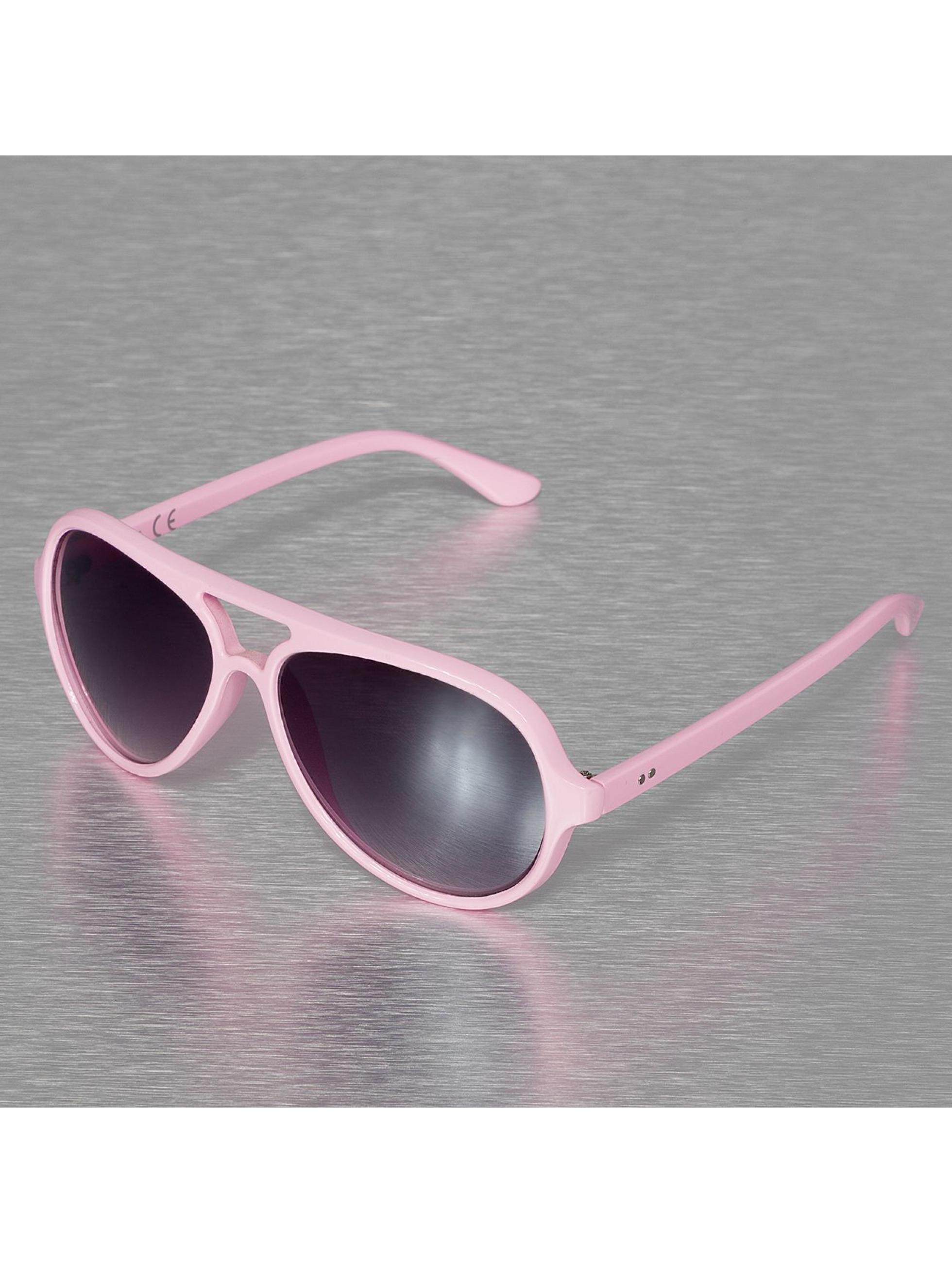 New York Style Zonnebril Sunglasses rose