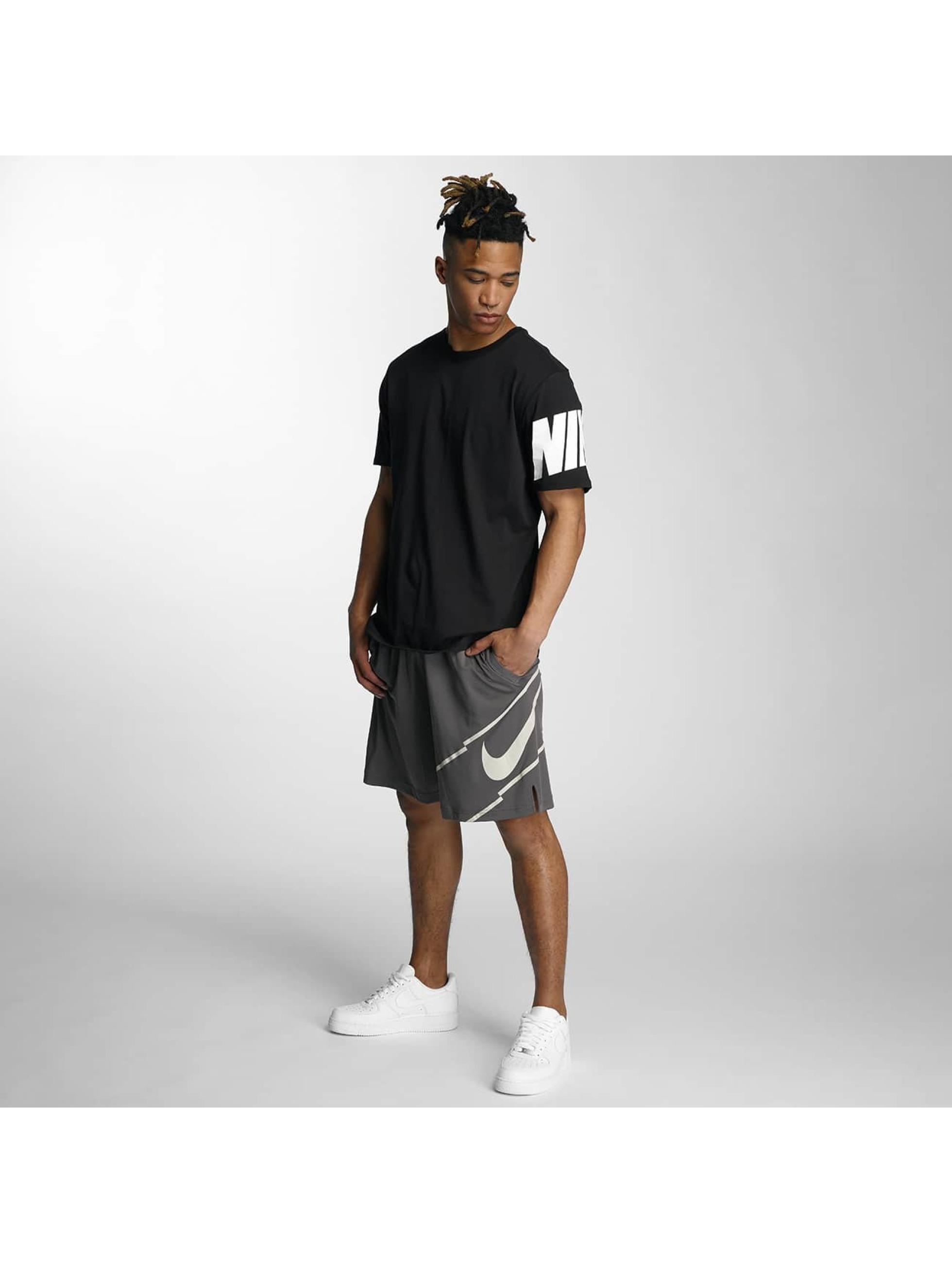 Nike Šortky Dry Training šedá