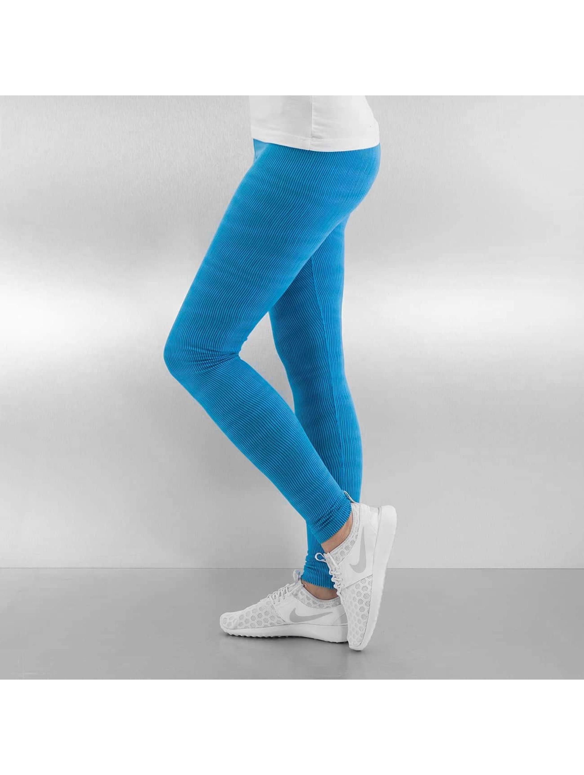 Nike Леггинсы Leg-A-See Printe бирюзовый