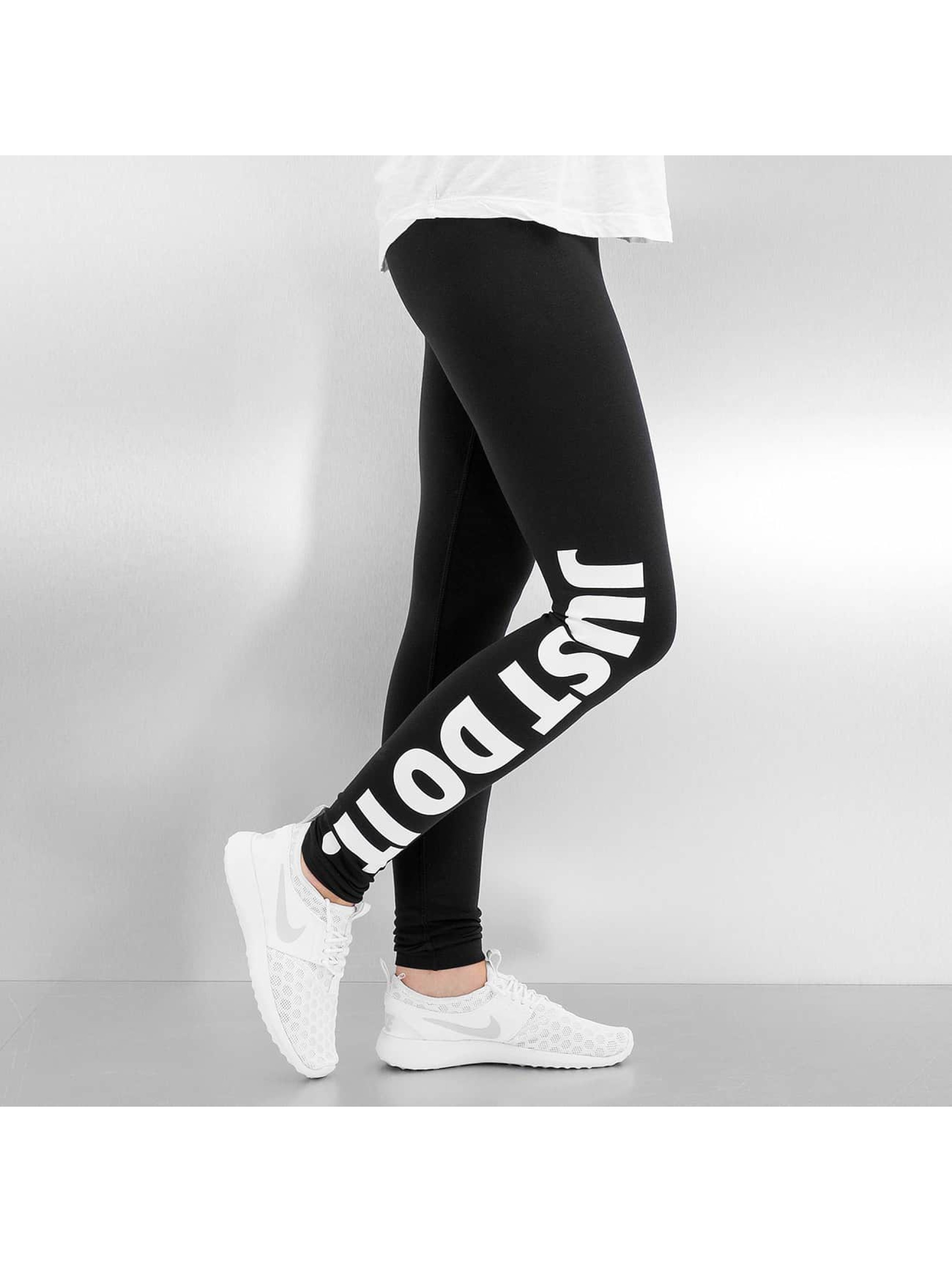 Nike Леггинсы Leg-A-See Just Do It черный
