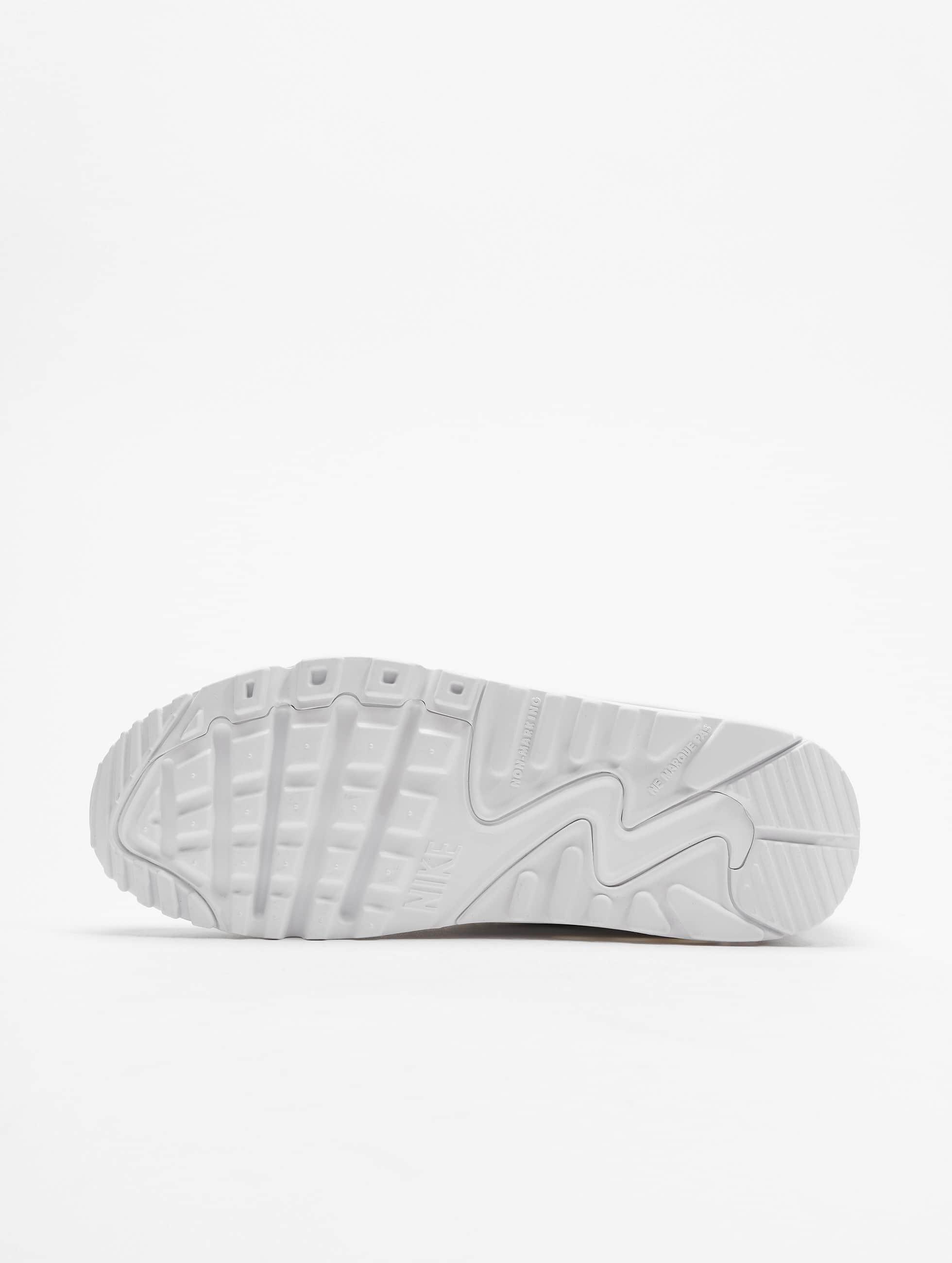 Nike Сникеры Air Max 90 Mesh (GS) белый