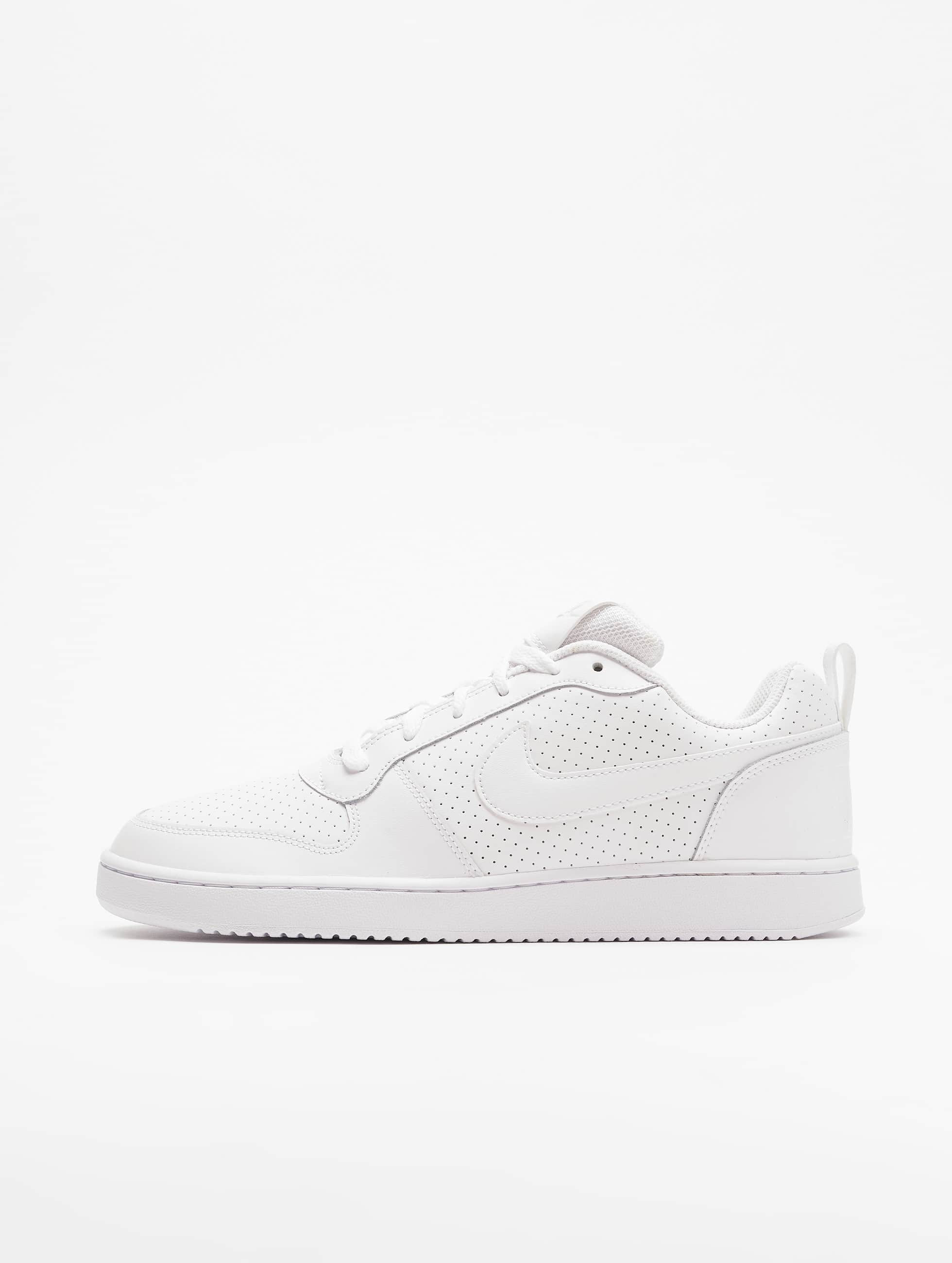 Nike Сникеры Court Borough Low белый