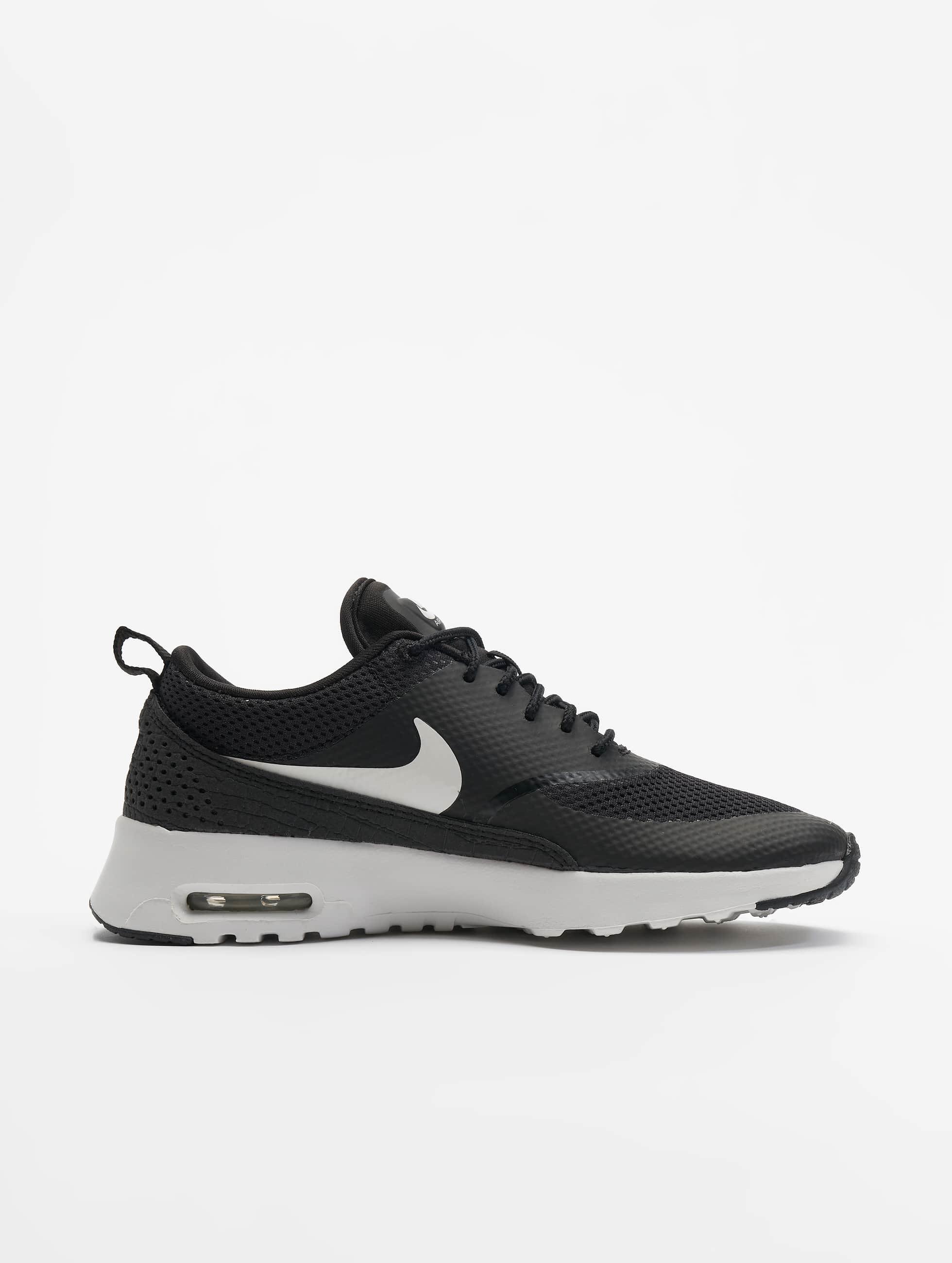 Nike Сникеры Air Max Thea черный