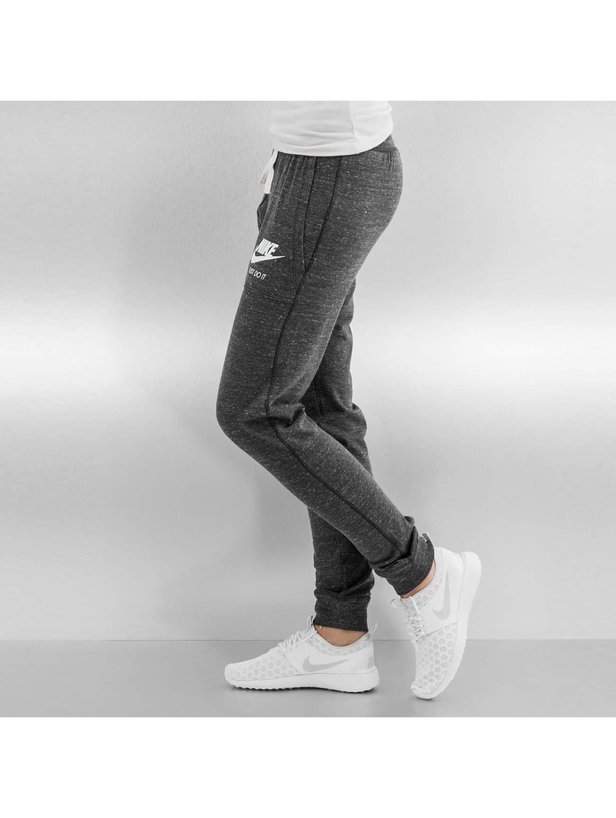 Nike Спортивные брюки Gym Vintage серый