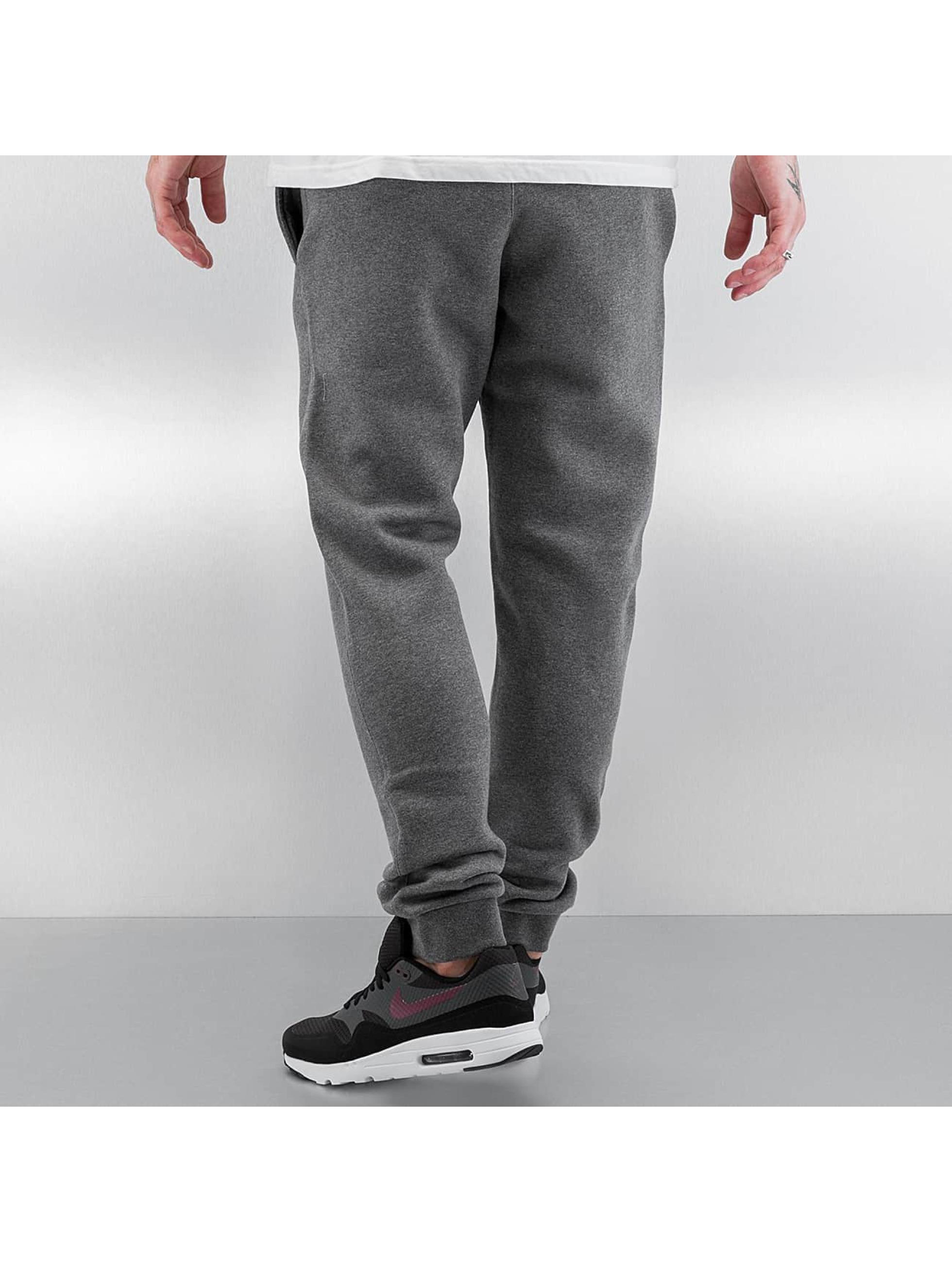 Nike Спортивные брюки NSW FLC CLUB серый