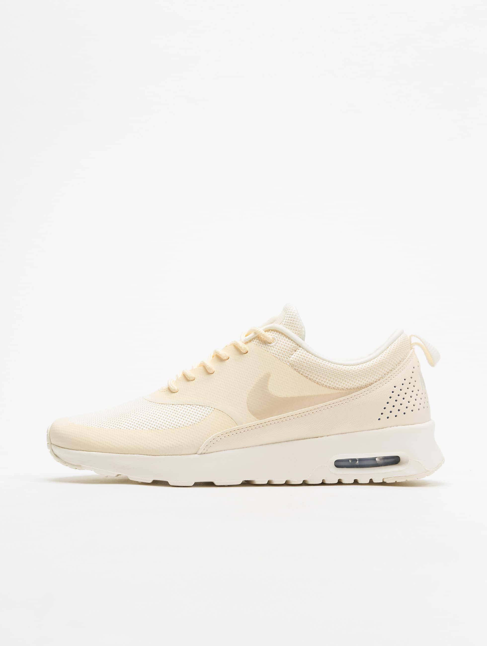 innovative design ebe06 492e6 Nike   Air Max Thea beige Femme Baskets 581521