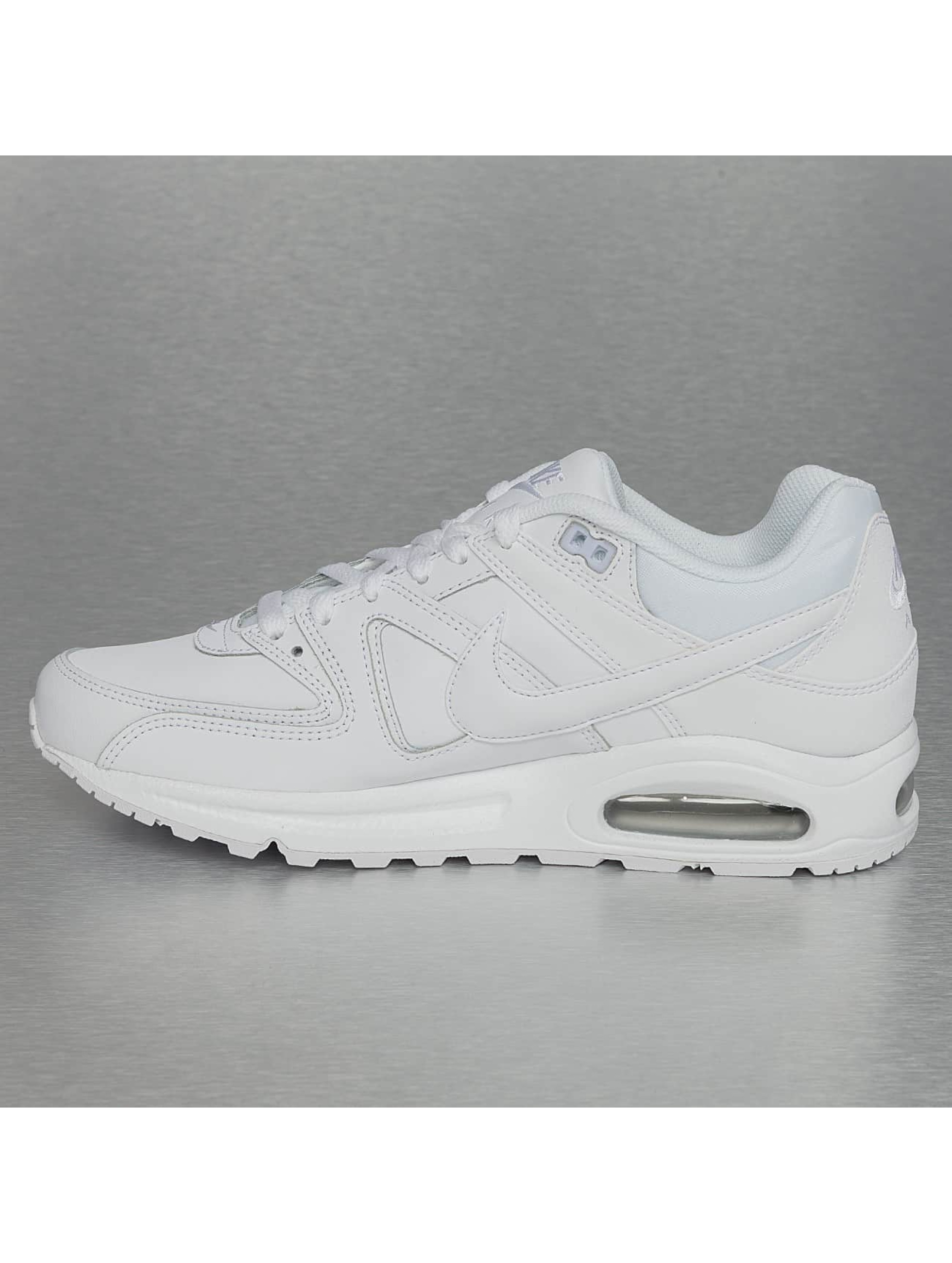 Nike Baskets Air Max Command Leather blanc