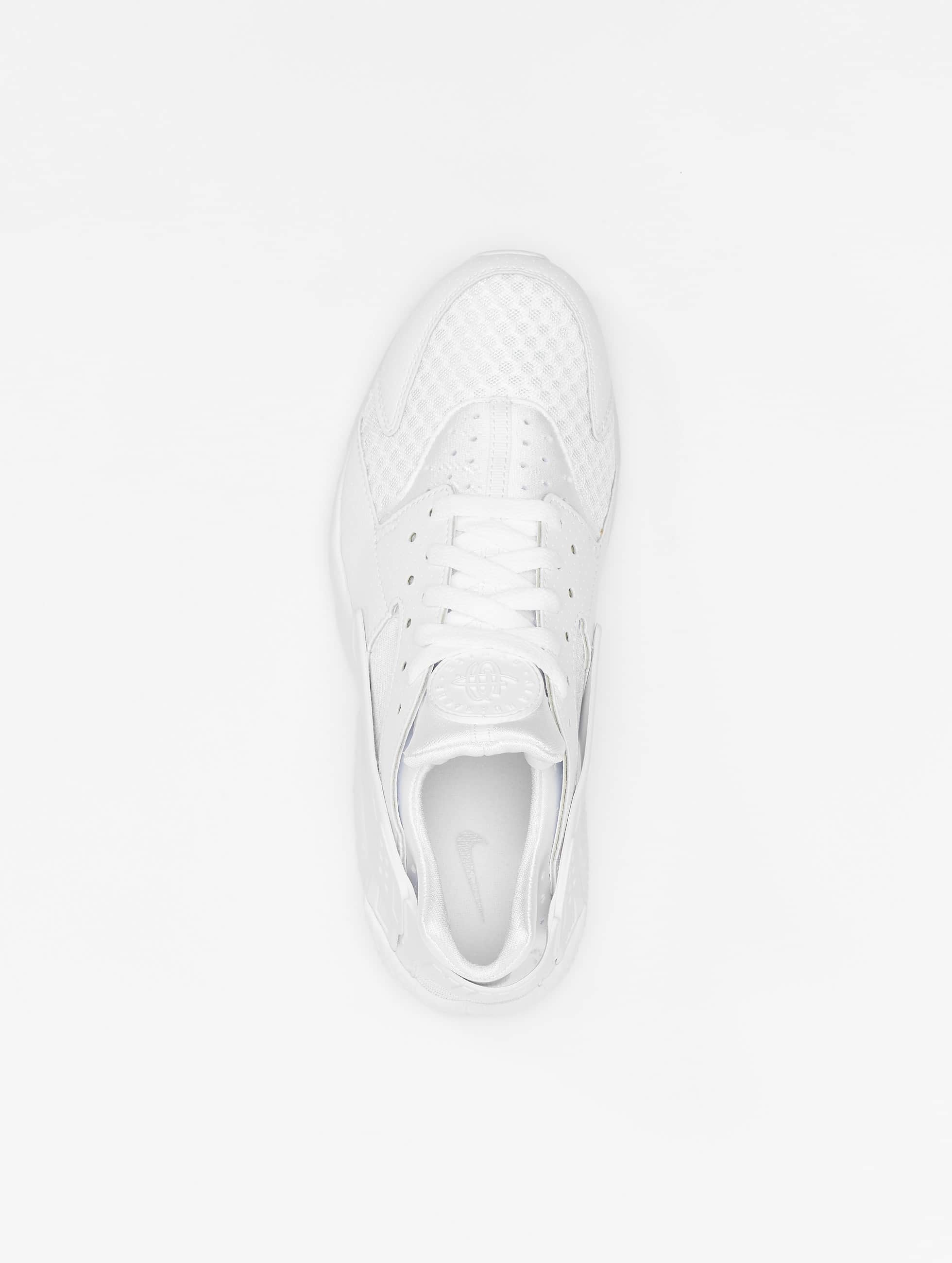 Nike Baskets Air Huarache blanc