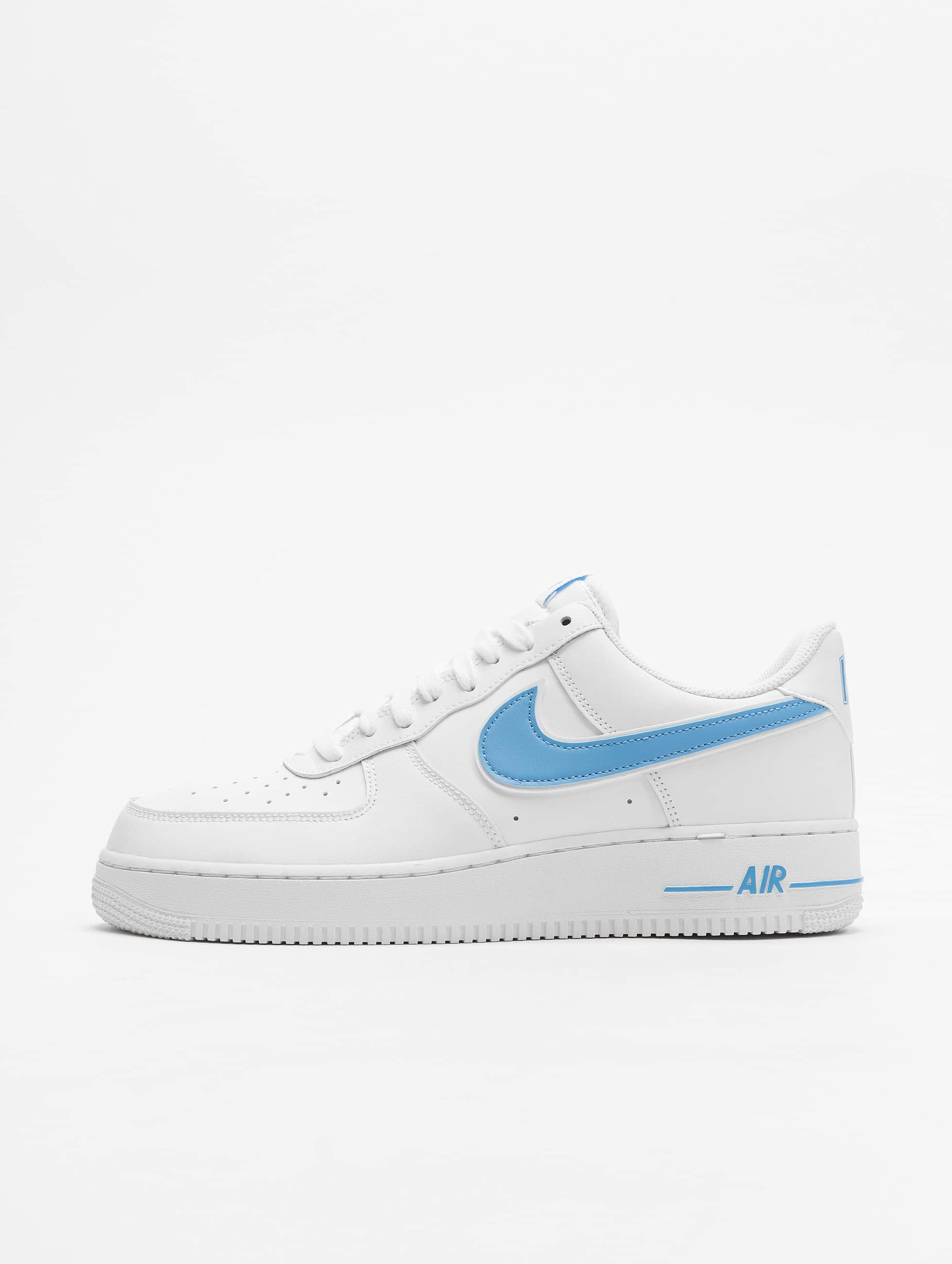 e4c1f7d839df3 Nike | Air Force 1 '07 3 blanc Homme Baskets 587108
