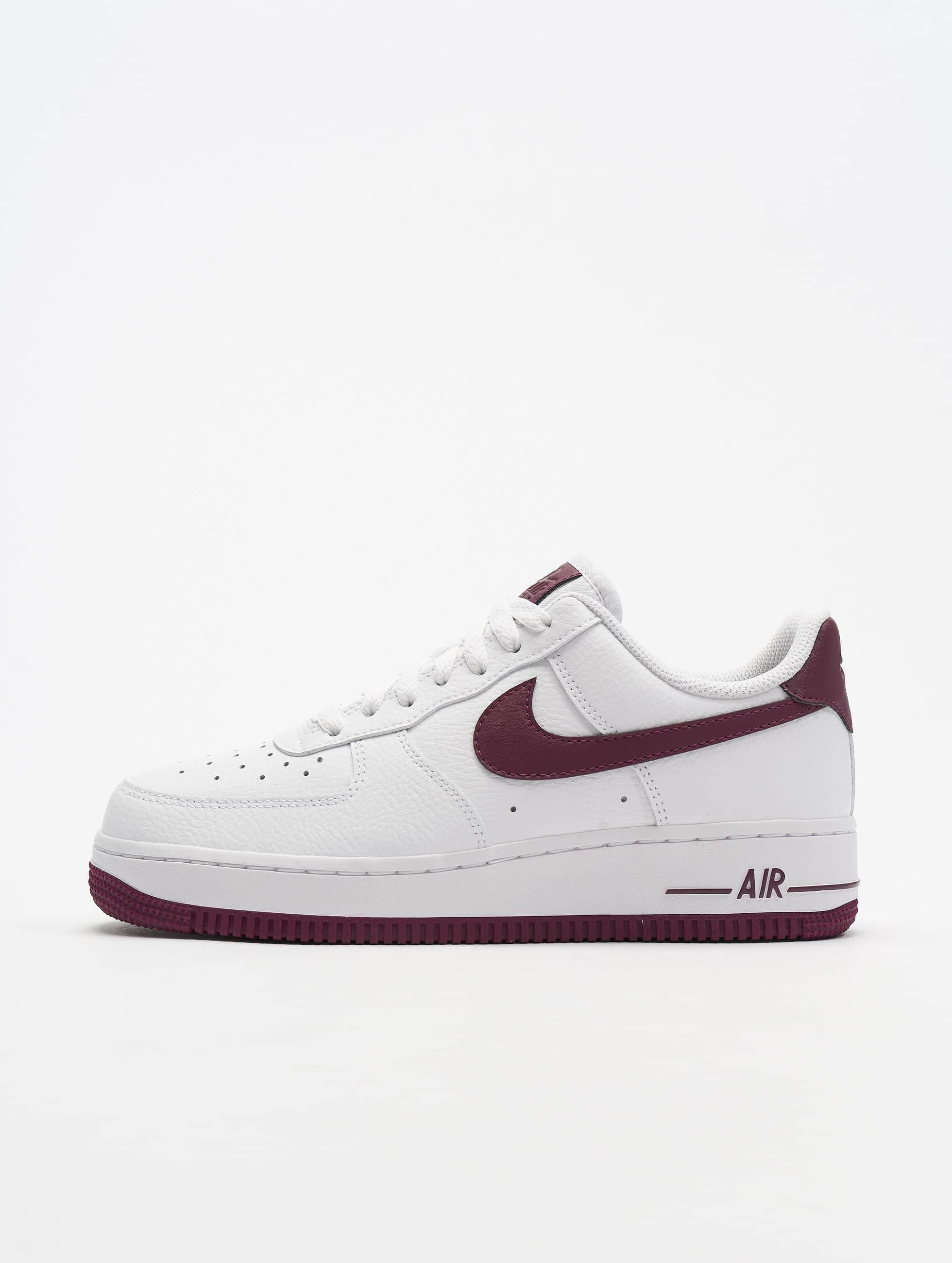 Air Whitebordeaux 1 07 Nike Sneakers Force rdxeQCBWo