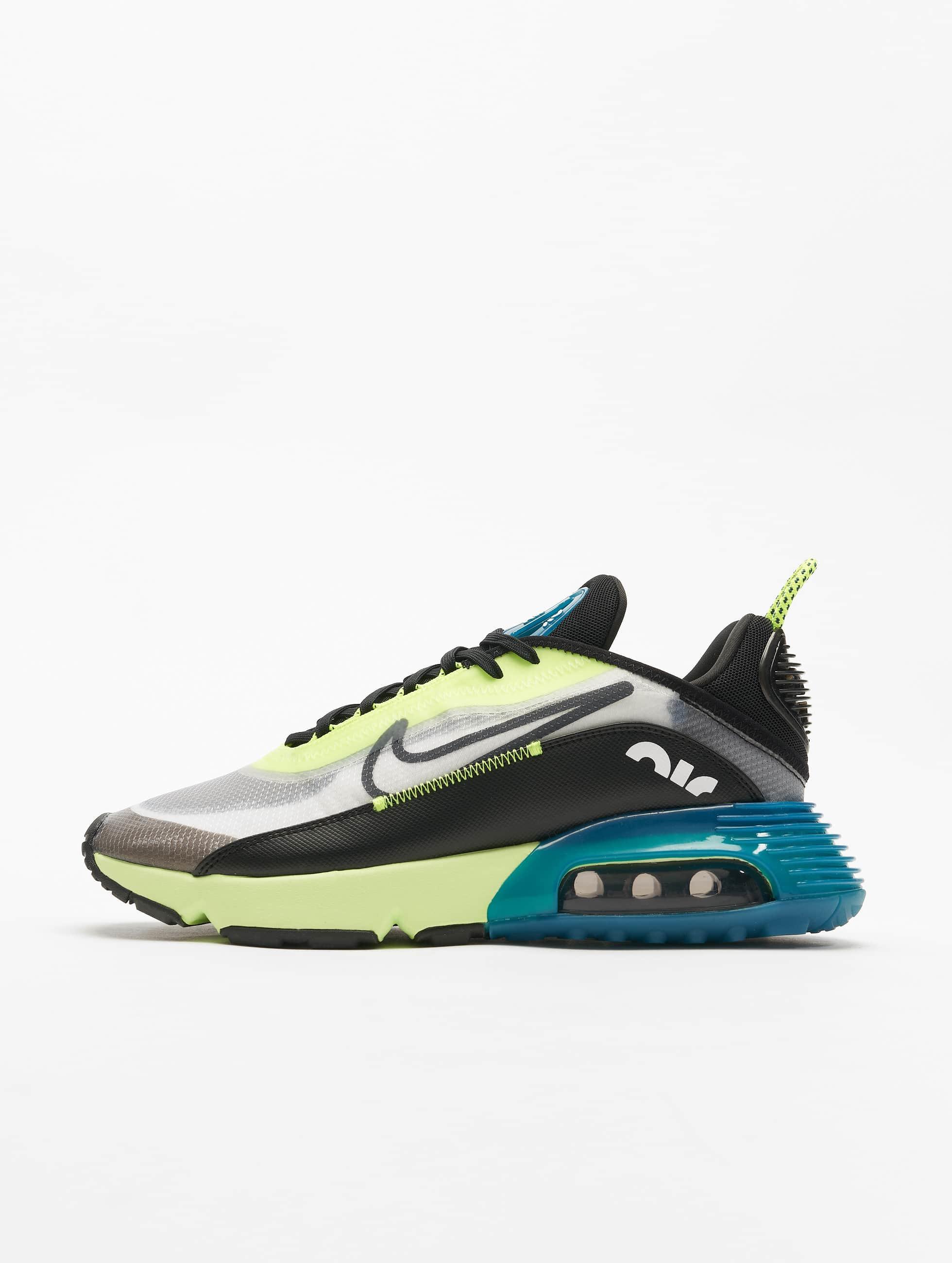 Nike Air Max 2090 Sneakers WhiteBlackVoltValerian Blue