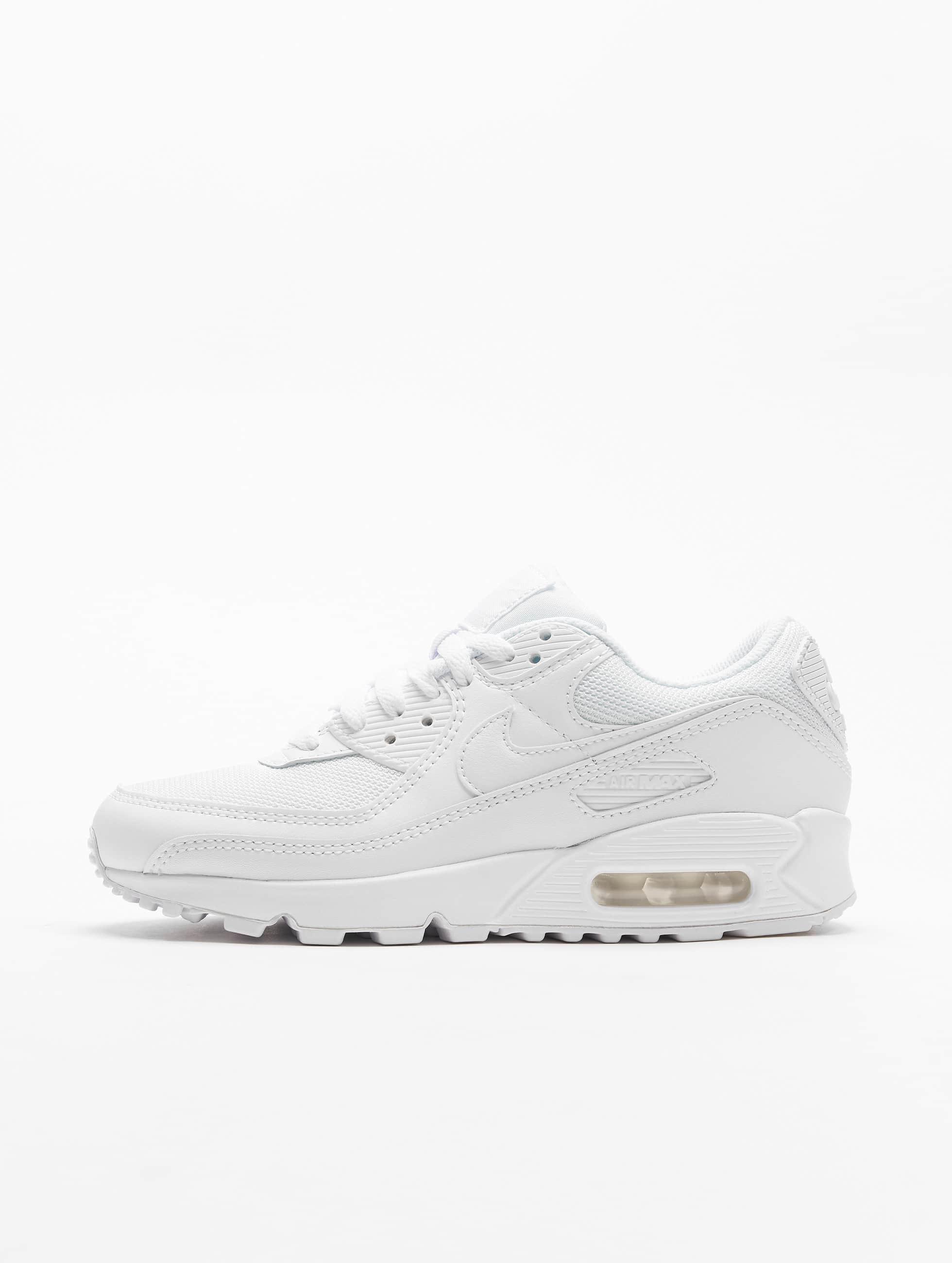 Nike Air Max 90 Sneakers White/White/White/Wolf Grey