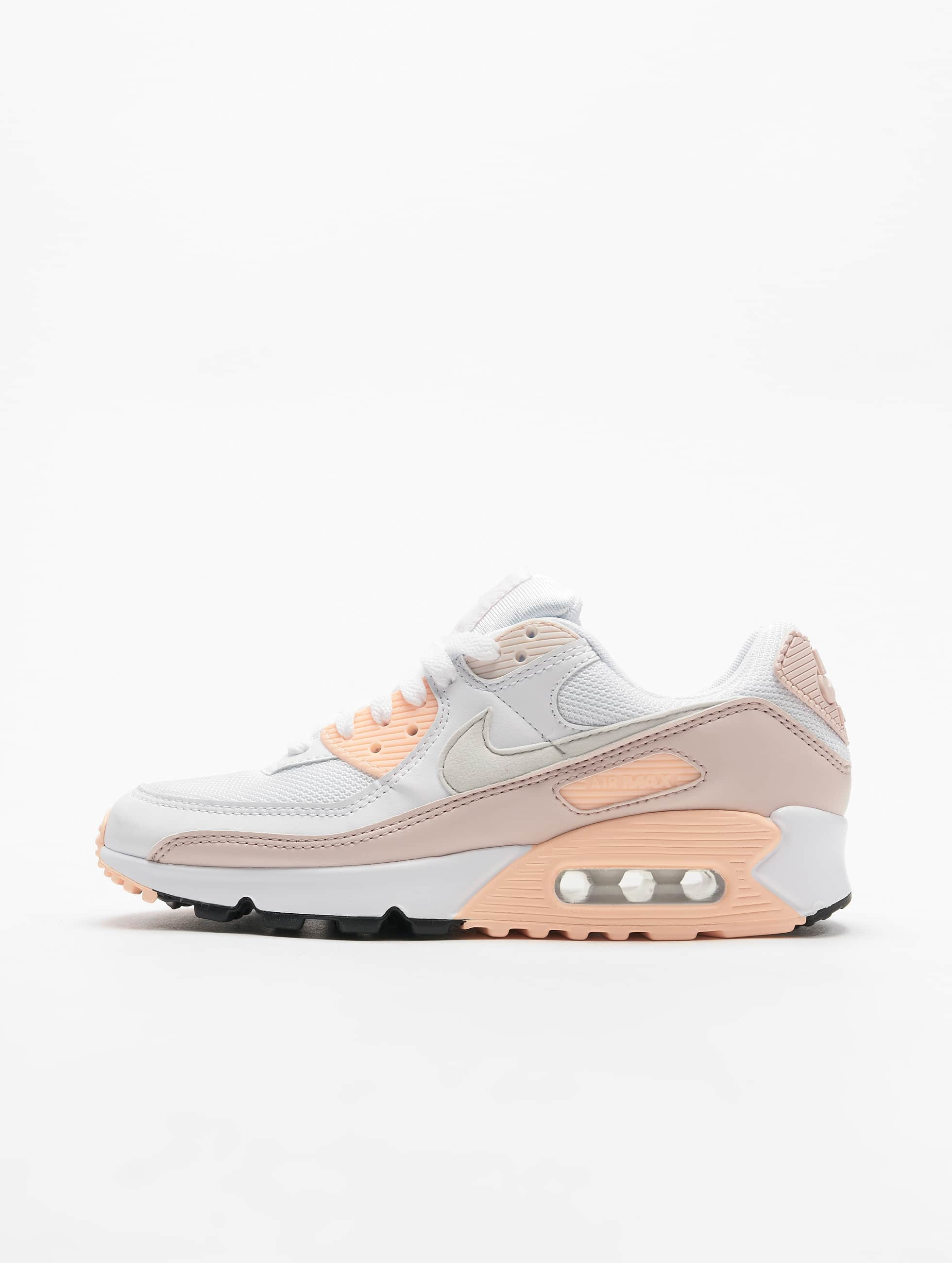 Nike Air Max 90 Sneakers WhitePlatinum TintBarely Rose
