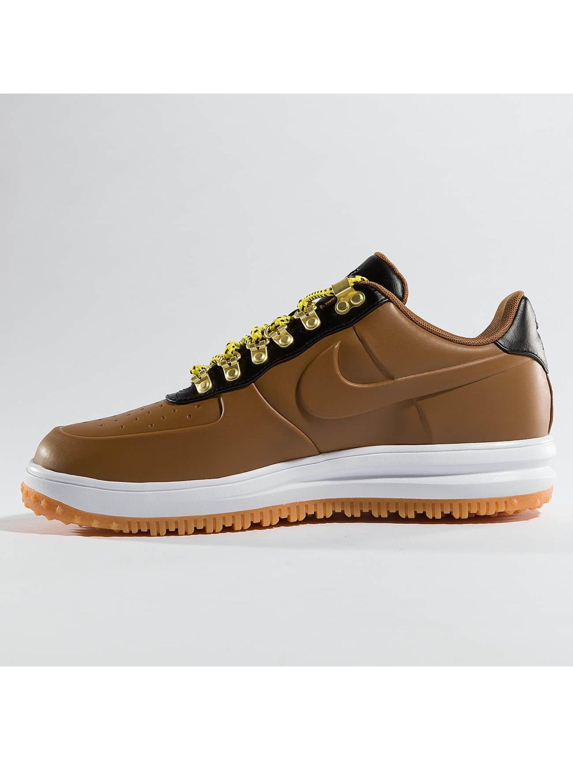 Nike Baskets Lunar Force 1 Low Duckboot brun