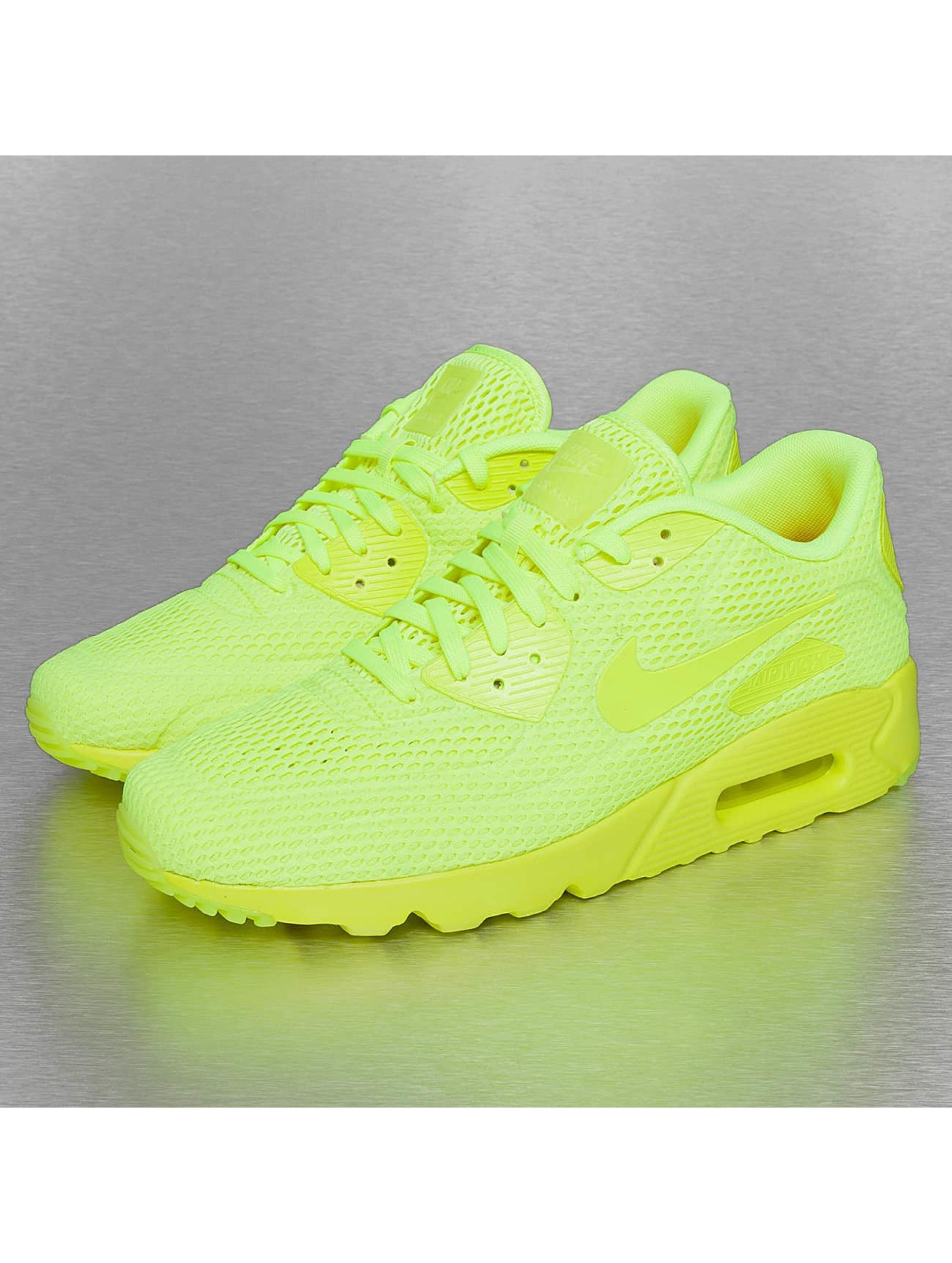 Nike Chaussures / Baskets Air Max 90 Ultra BR en jaune