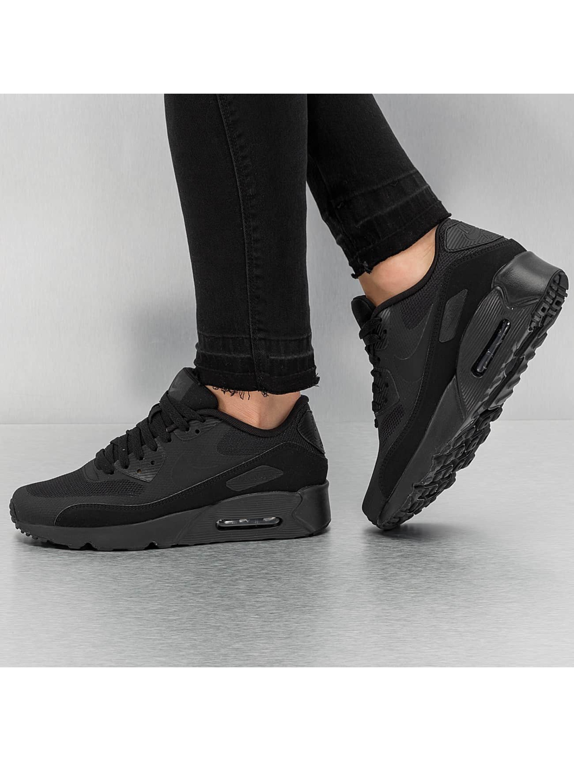 Nike Baskets Air Max 90 Ultra 2.0 (GS) noir