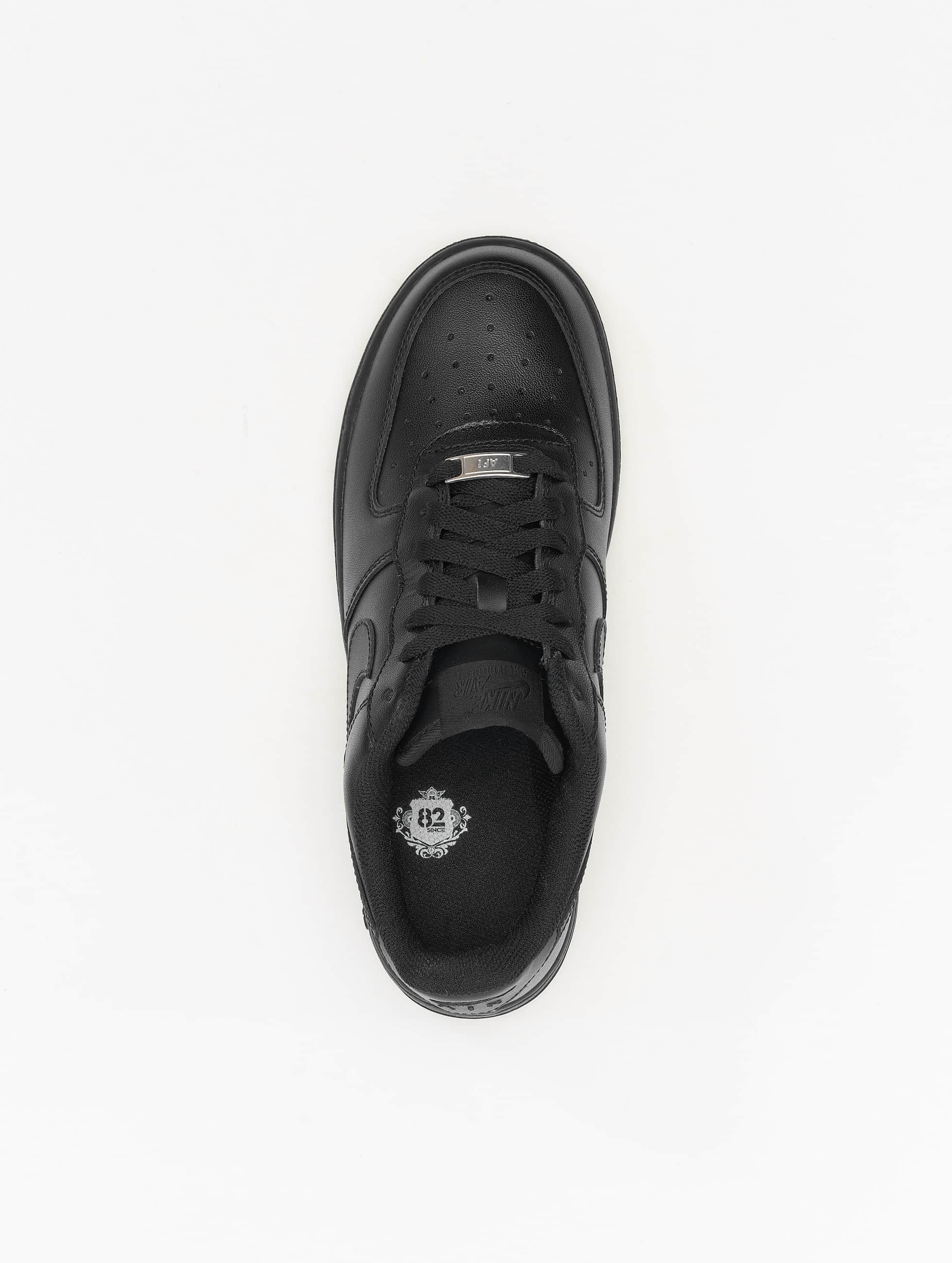 Nike Baskets Air Force 1 '07 Basketball Shoes noir