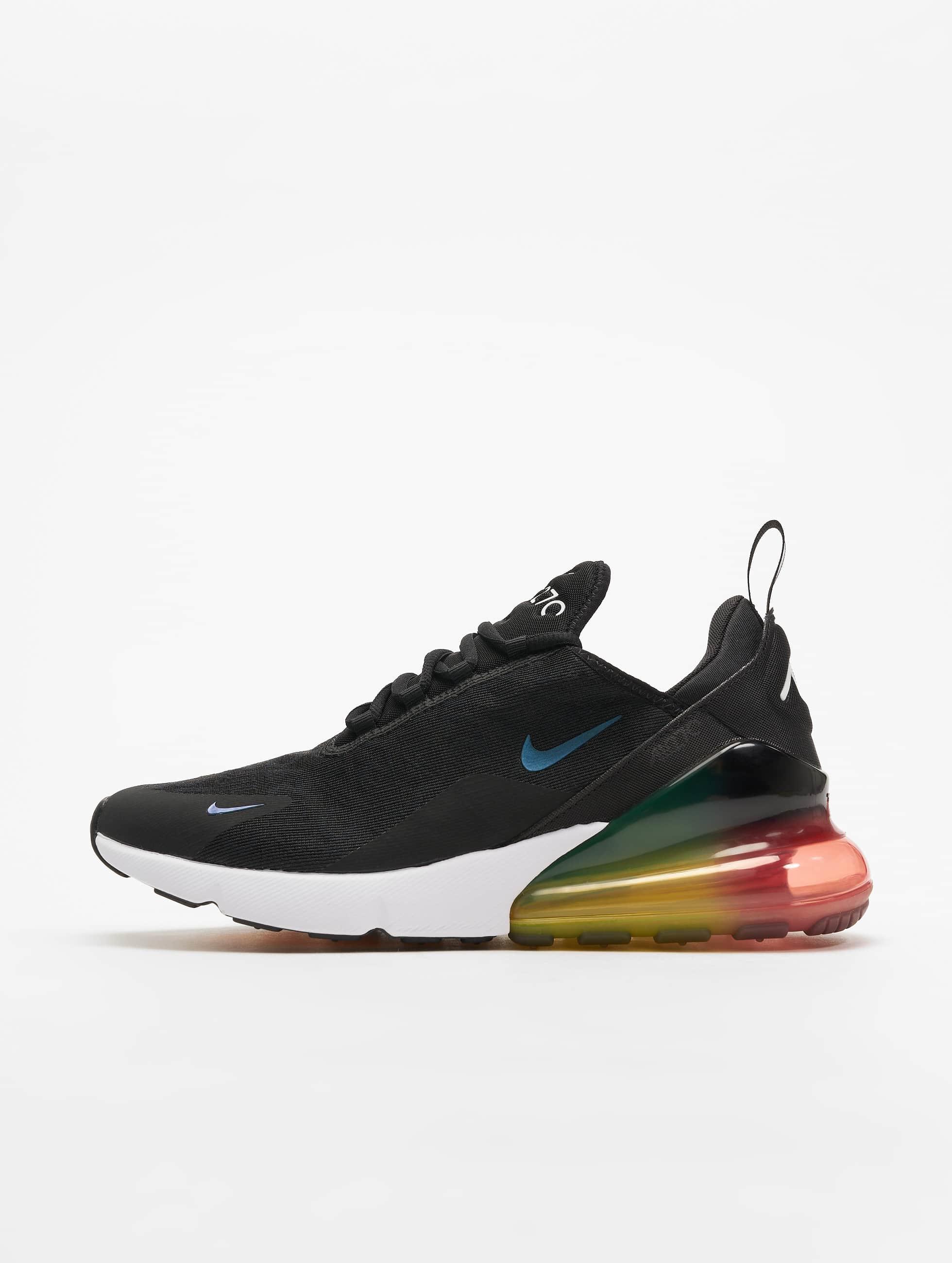 Air Glow Nike 270 Sneakers Max Orangeember Se Blackblacklaser lKJTF31c