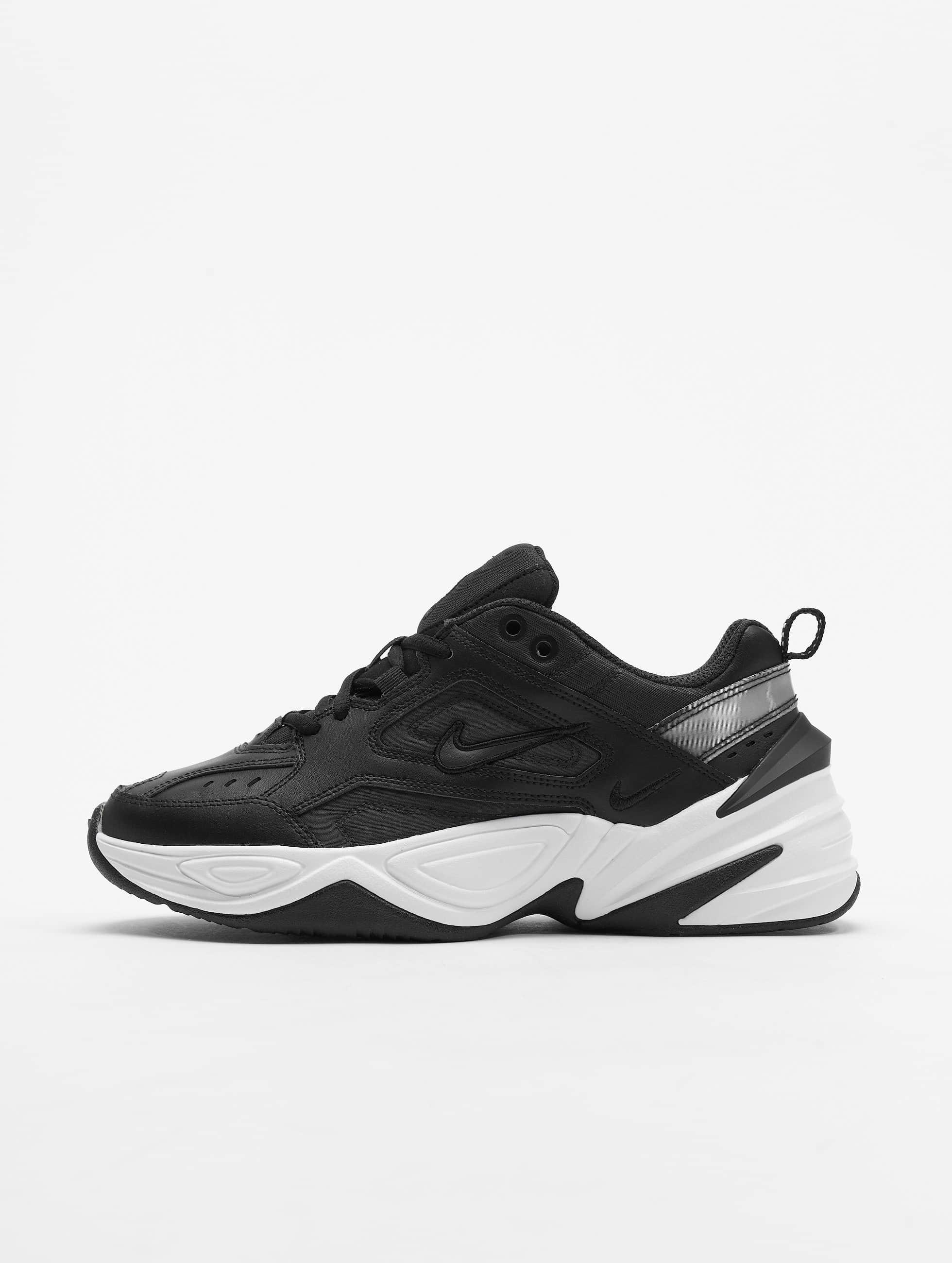 Noir NikeM2k Femme 661812 Baskets Tekno tsrdBQhxC