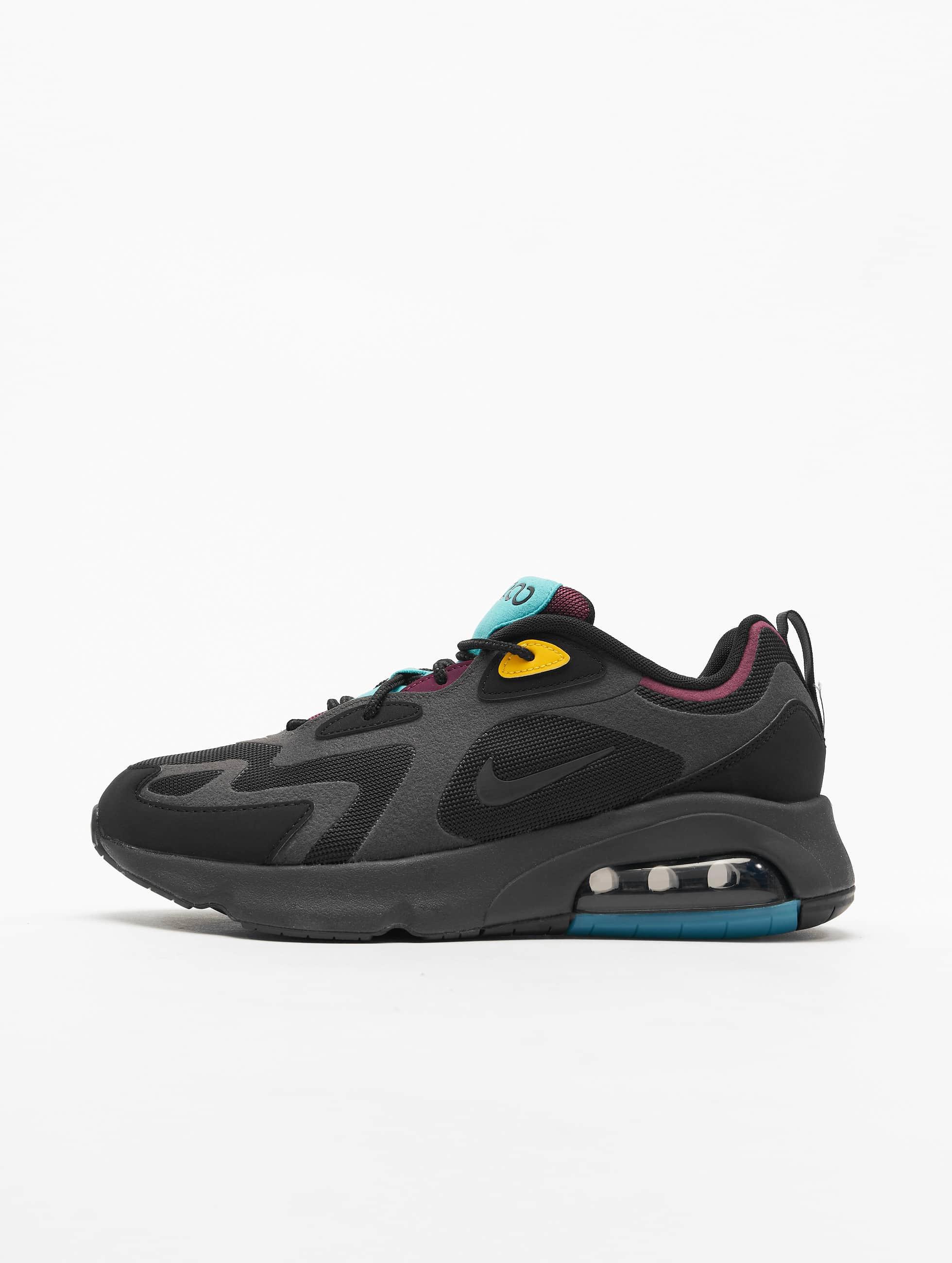 Nike | Air Max 200 noir Homme Baskets 702818