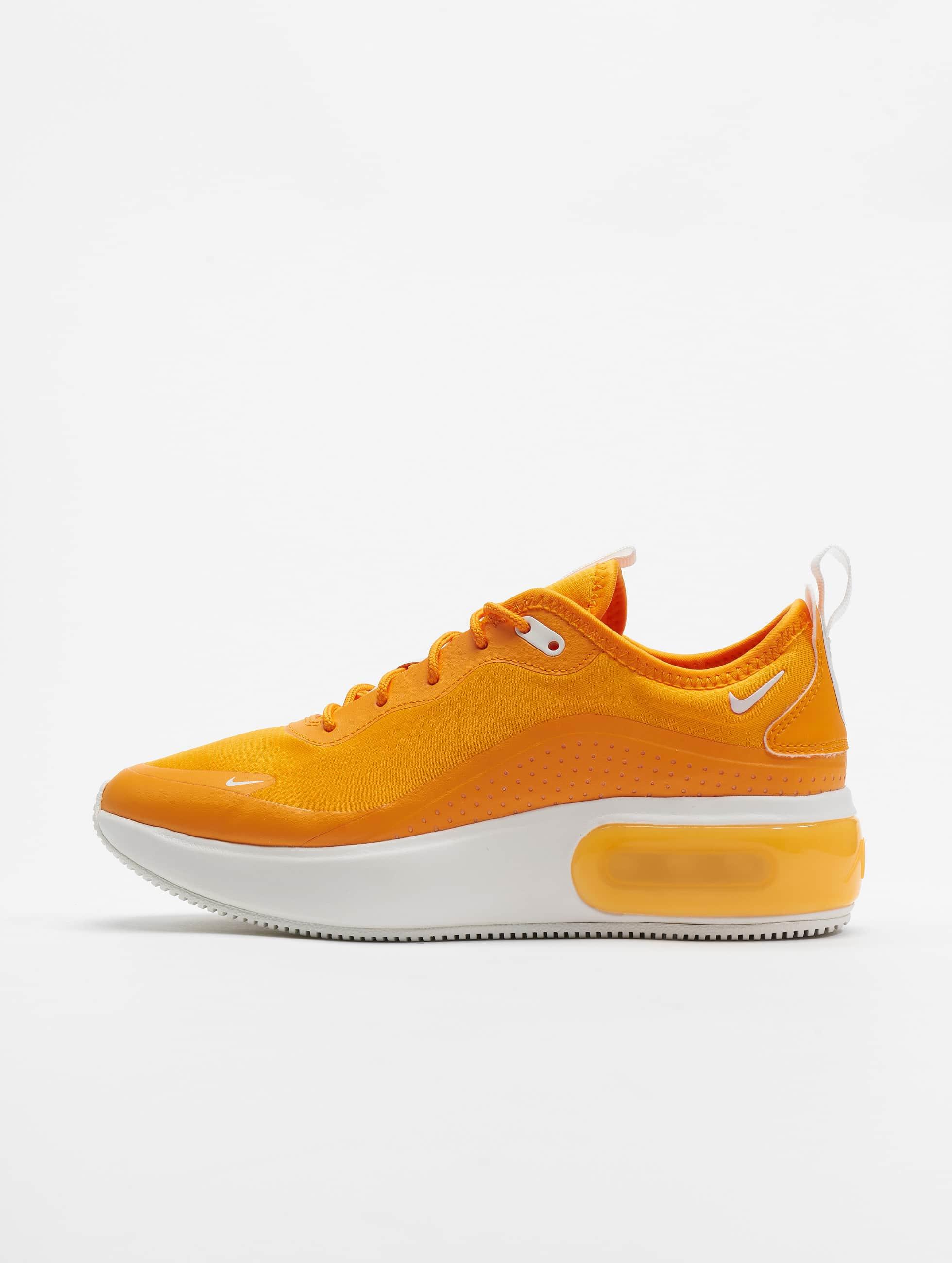 Nike Max Air White Sneakers Dia Orange Peelsummit Whitesummit D9WEHI2Y