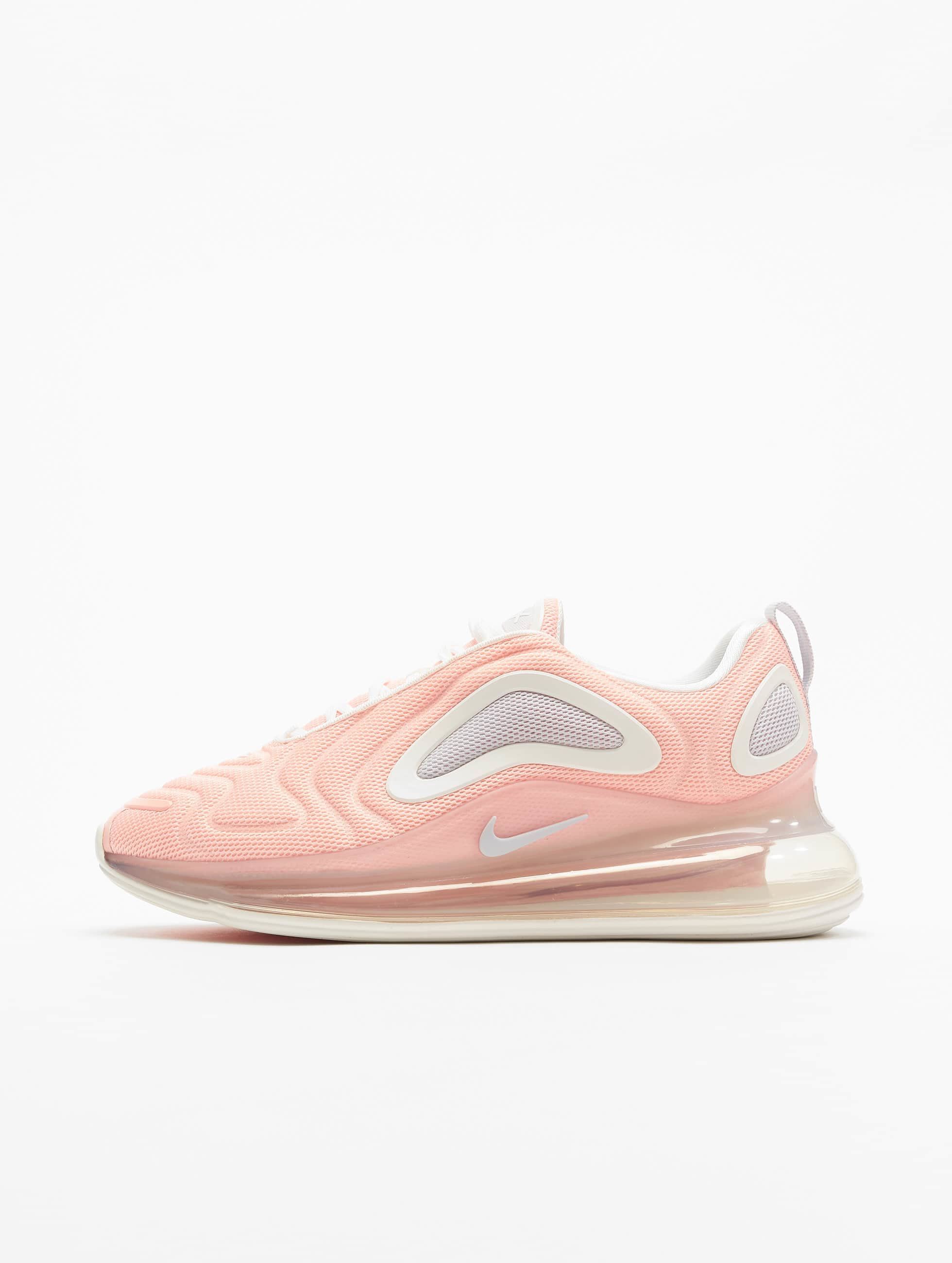 Nike Air Max 720 Sneakers Bleached CoralSummit White