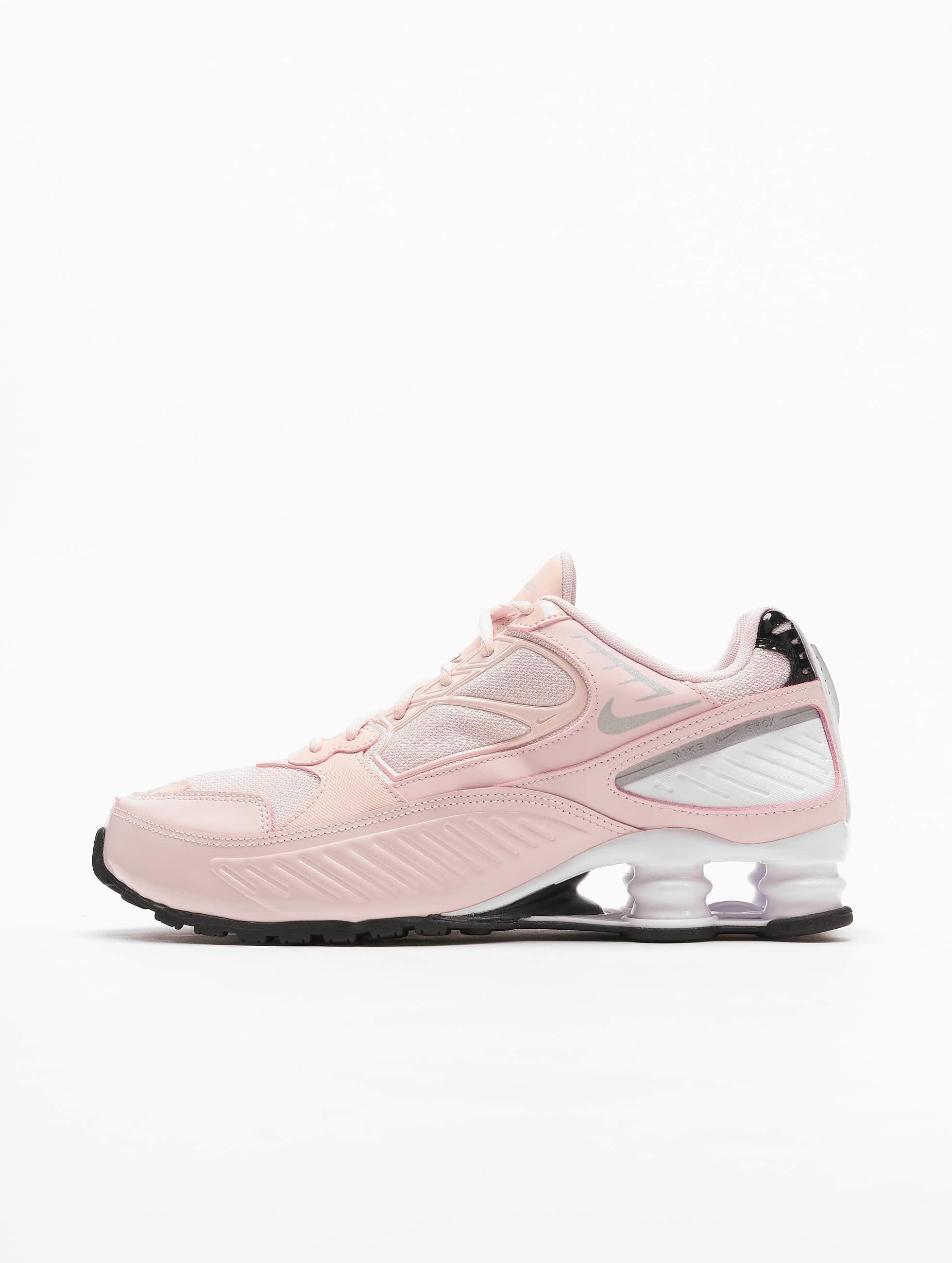 Nike Shox Enigma 9000 Sneakers Barely RoseReflect SilvernBlackWhite