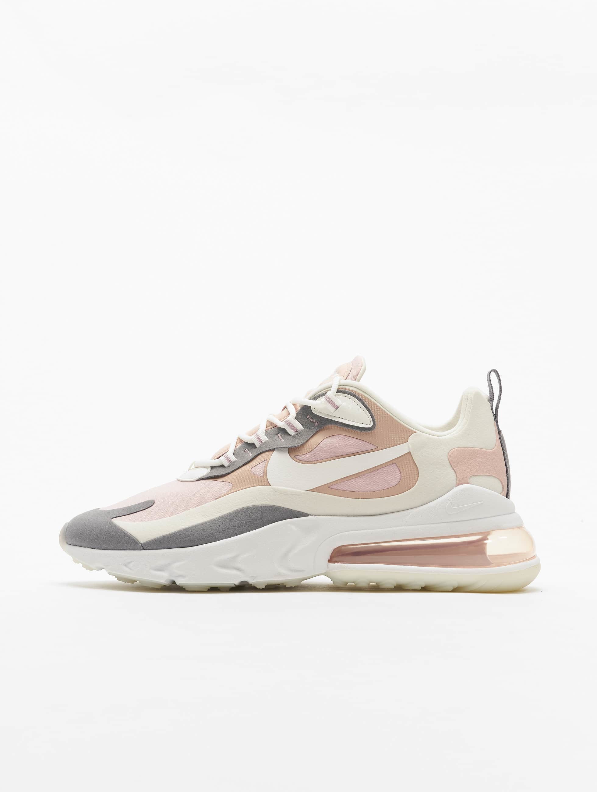 Nike Air Max 270 React Sneakers Plum ChalkSummit WhiteStone Mauve