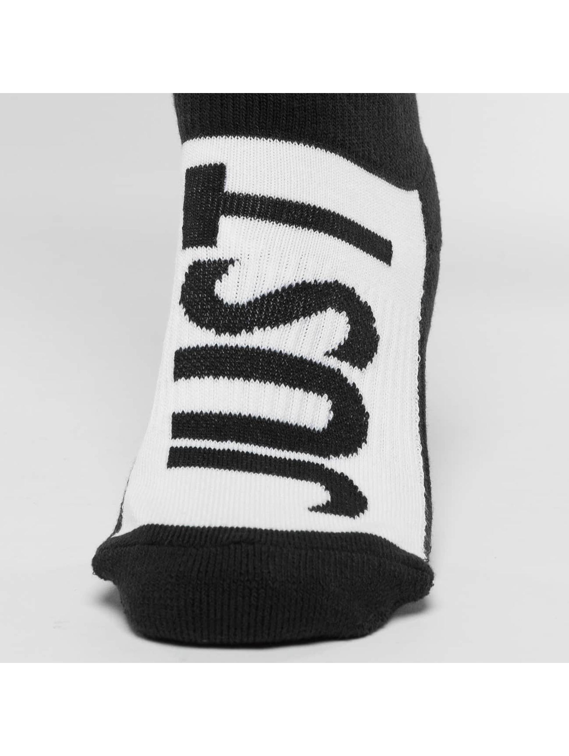 Nike Chaussettes Sportswear No-Show 2 Pair noir
