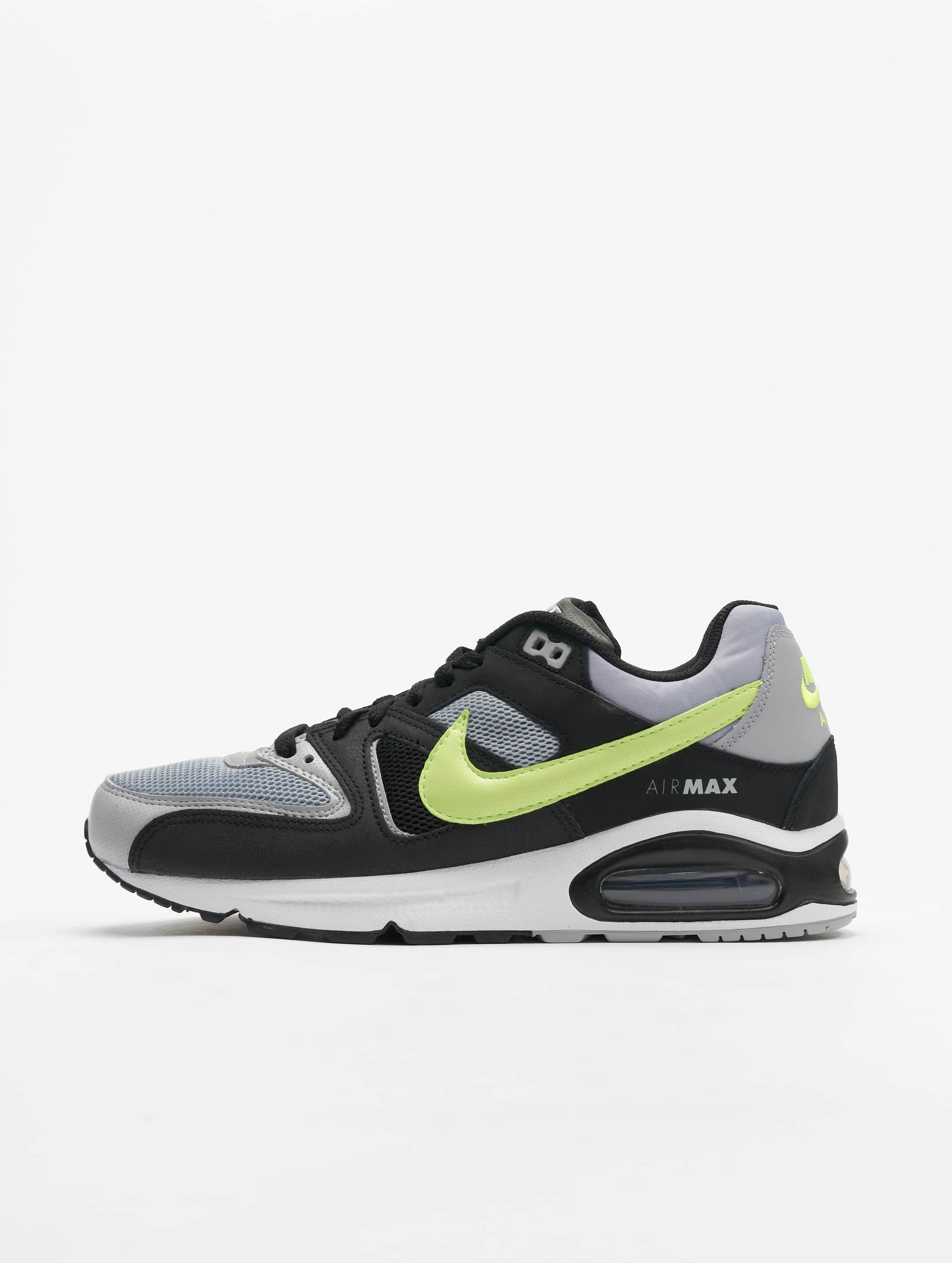 Nike Air Max Command Sneakers Wolf GreyVoltBlackCool Grey