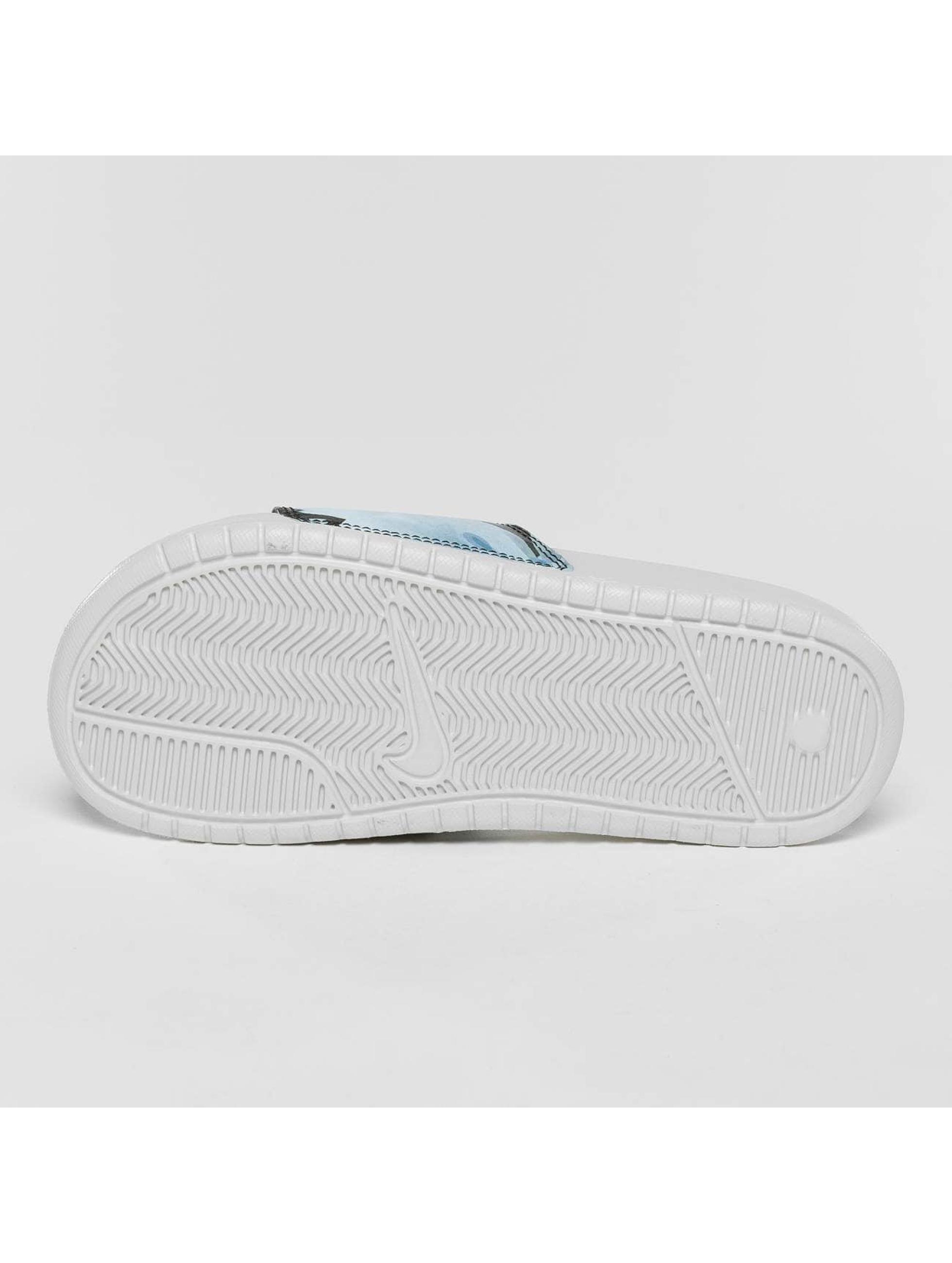 Nike Claquettes & Sandales Benassi Just Do It blanc