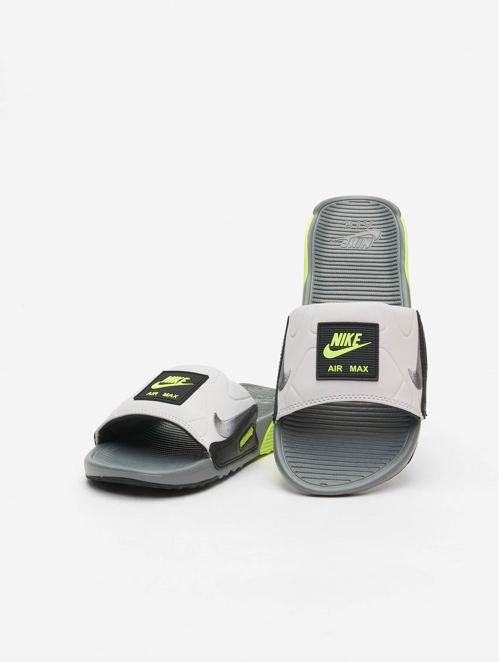 Nike Max 90 Slides Smoke Grey/Smoke Grey/Volt/Black