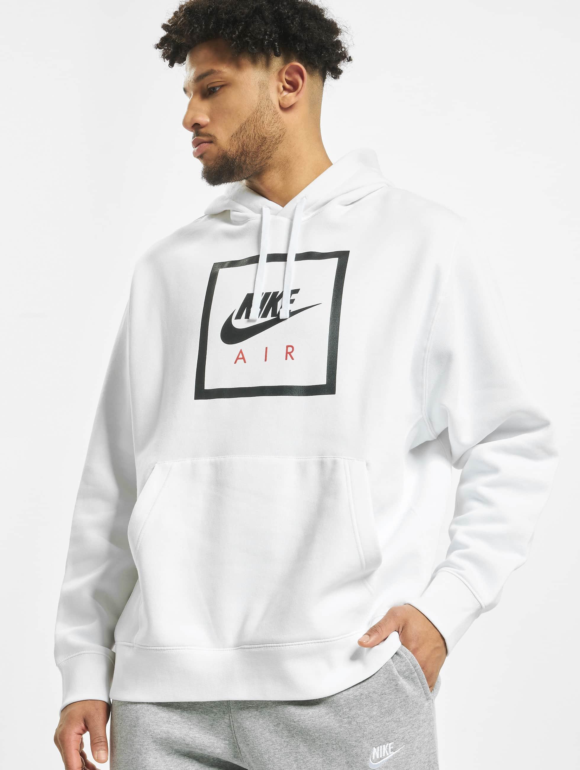 Nike Air 5 Hoodie WhiteBlack