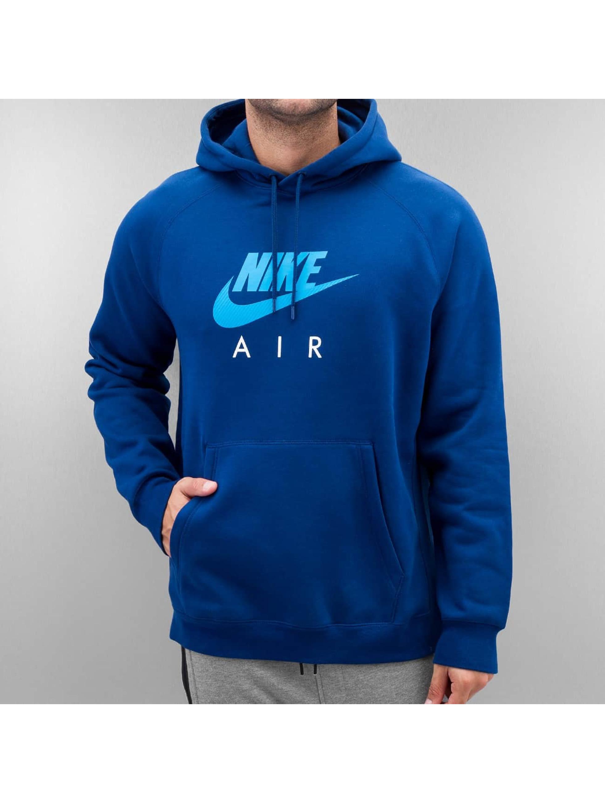 Hoody Sportswear in blau