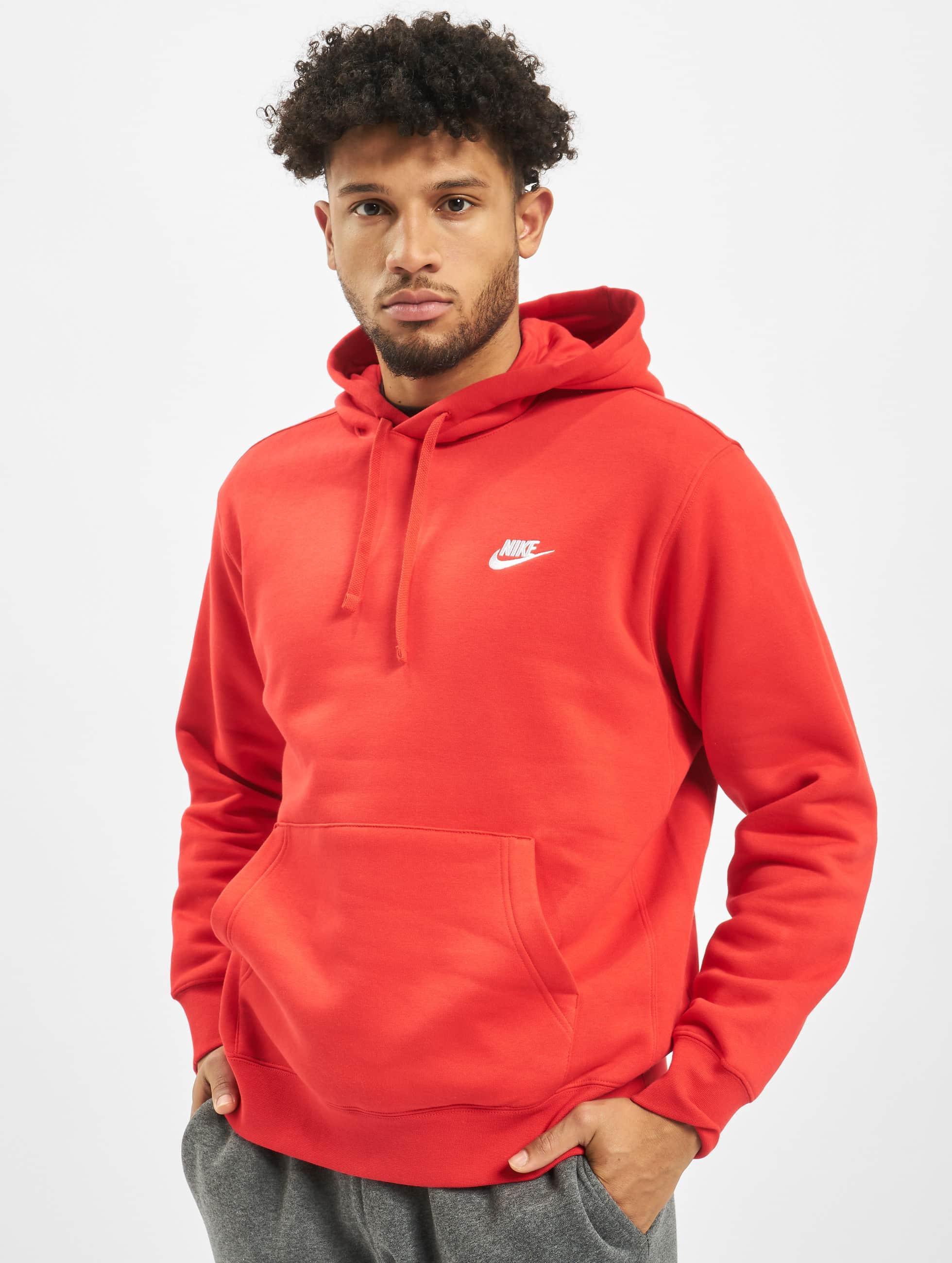 Club University RedUniversity RedWhite Nike Hoodie nwZPk80OXN